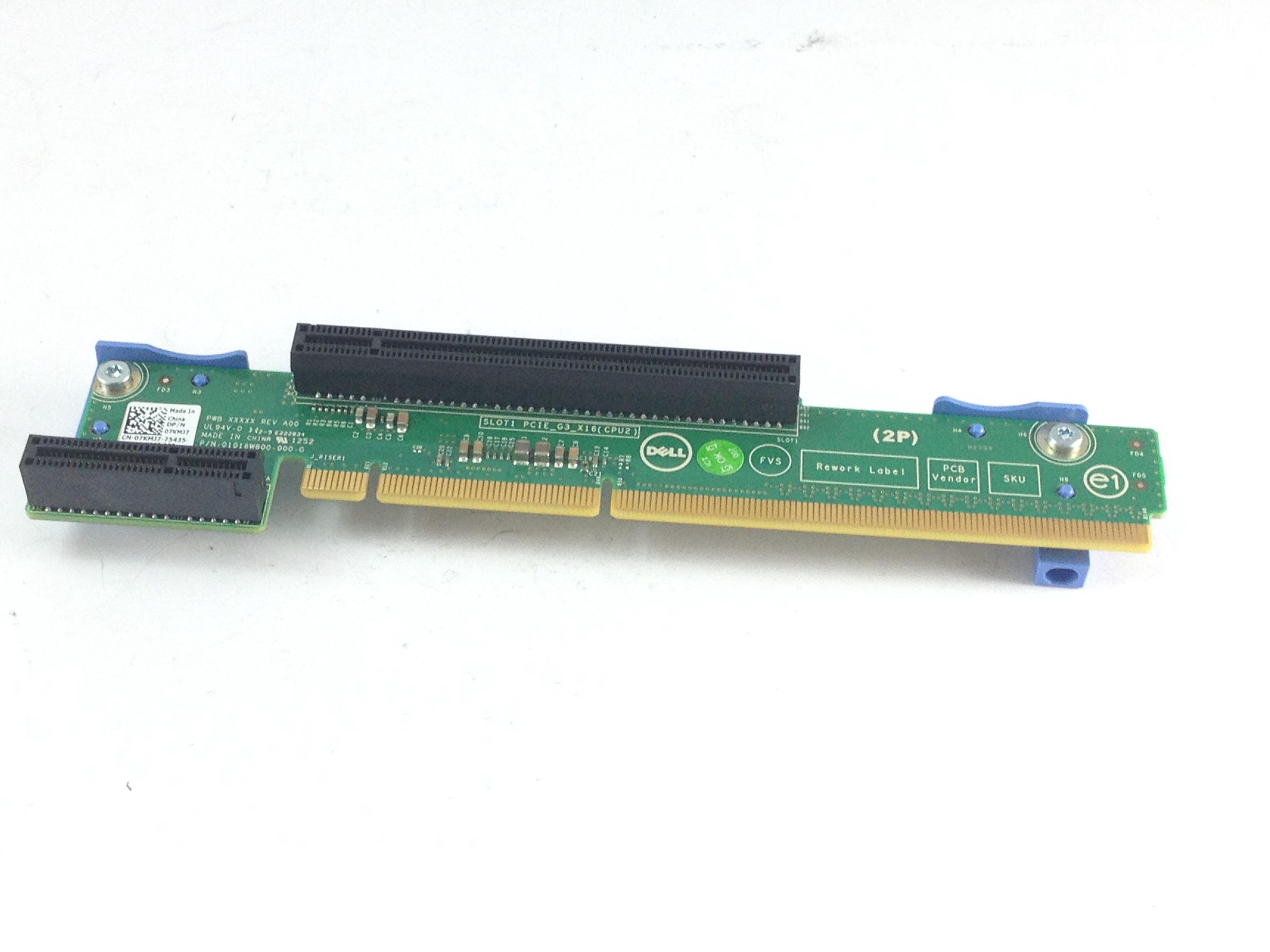 Dell Riser 1 Card / Board For PowerEdge R420 (7KMJ7)