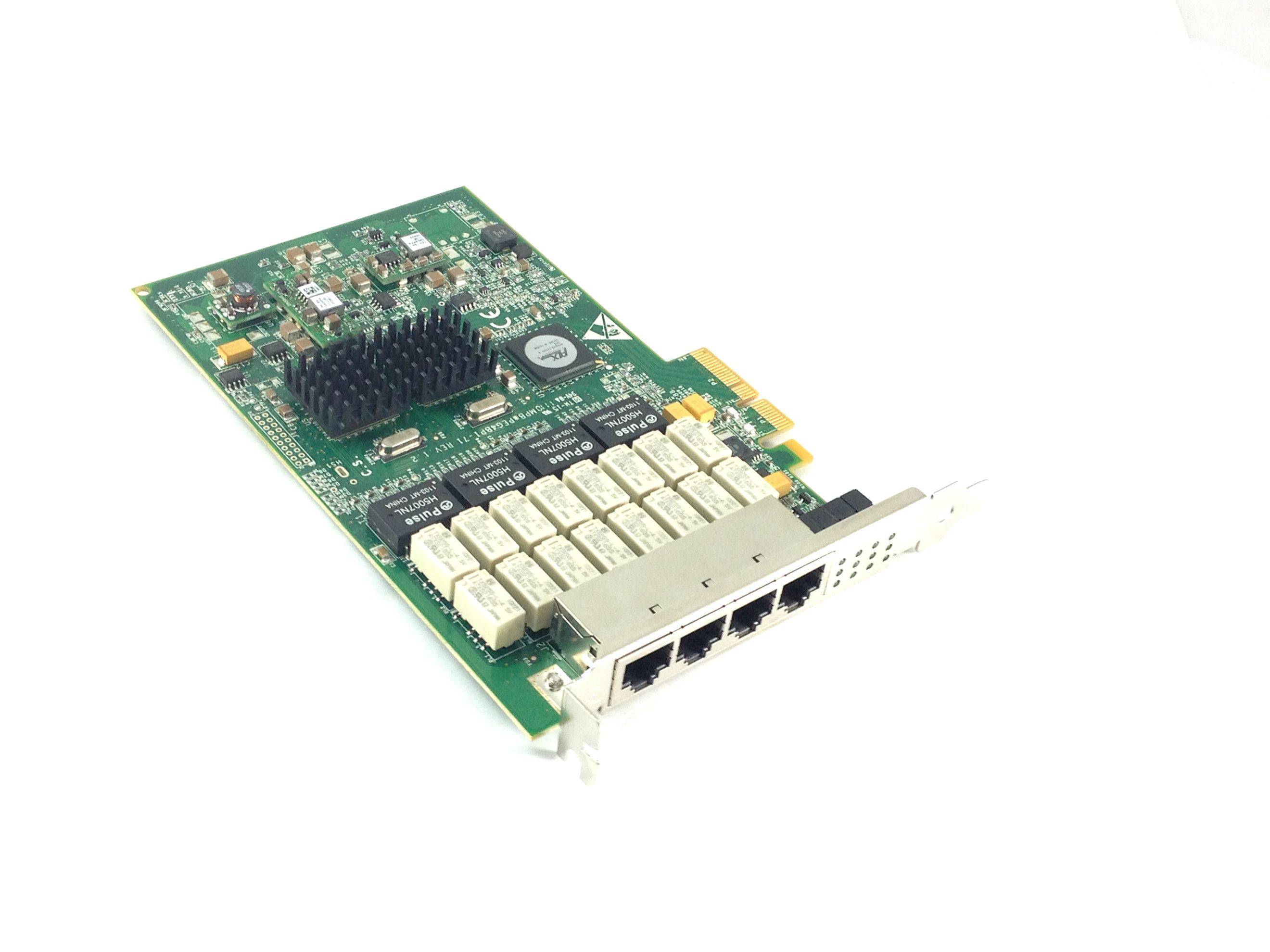 Silicom Quad-Port Gigabit PCI-E Ethernet Server Adapt (PEG4BPI-SD)