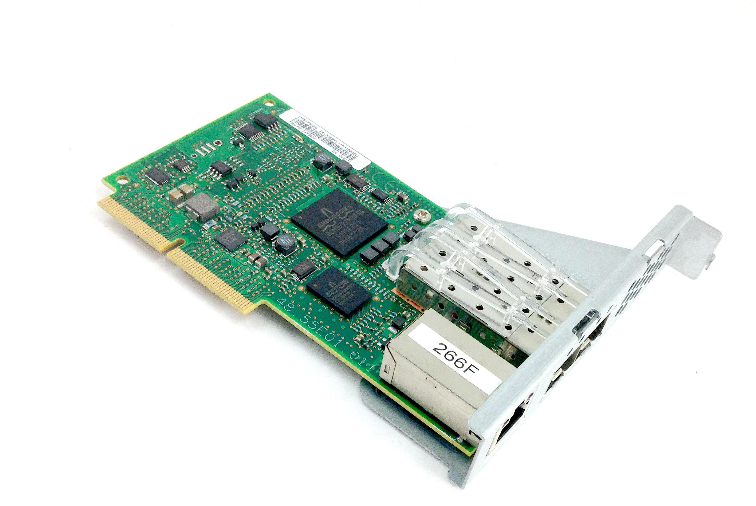 IBM 10GB Dual Port Host Ethernet Adapter (74Y3437)