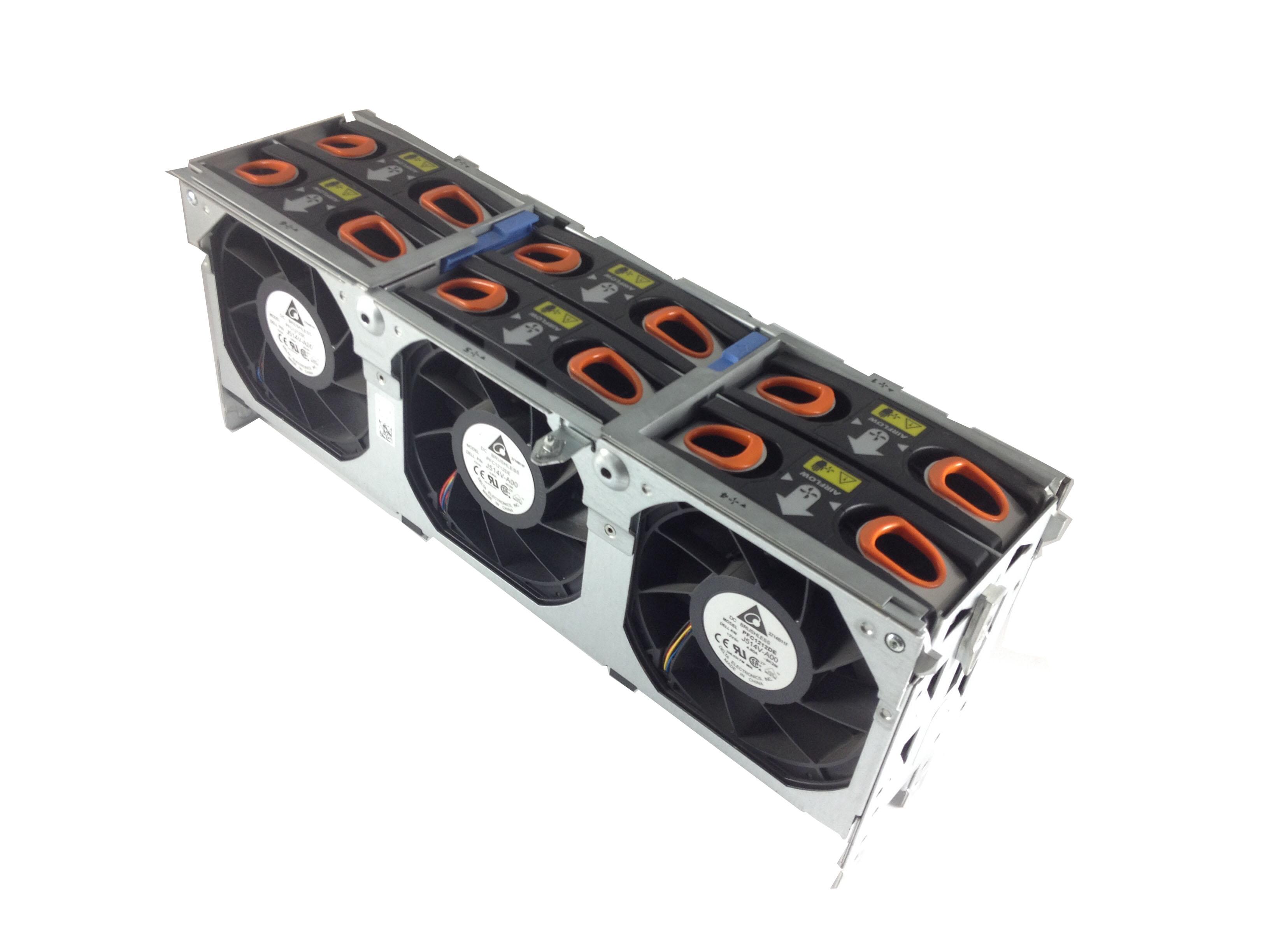 Dell PowerEdge R910 Fan Cage W / 6 Fans J514V (C211T)