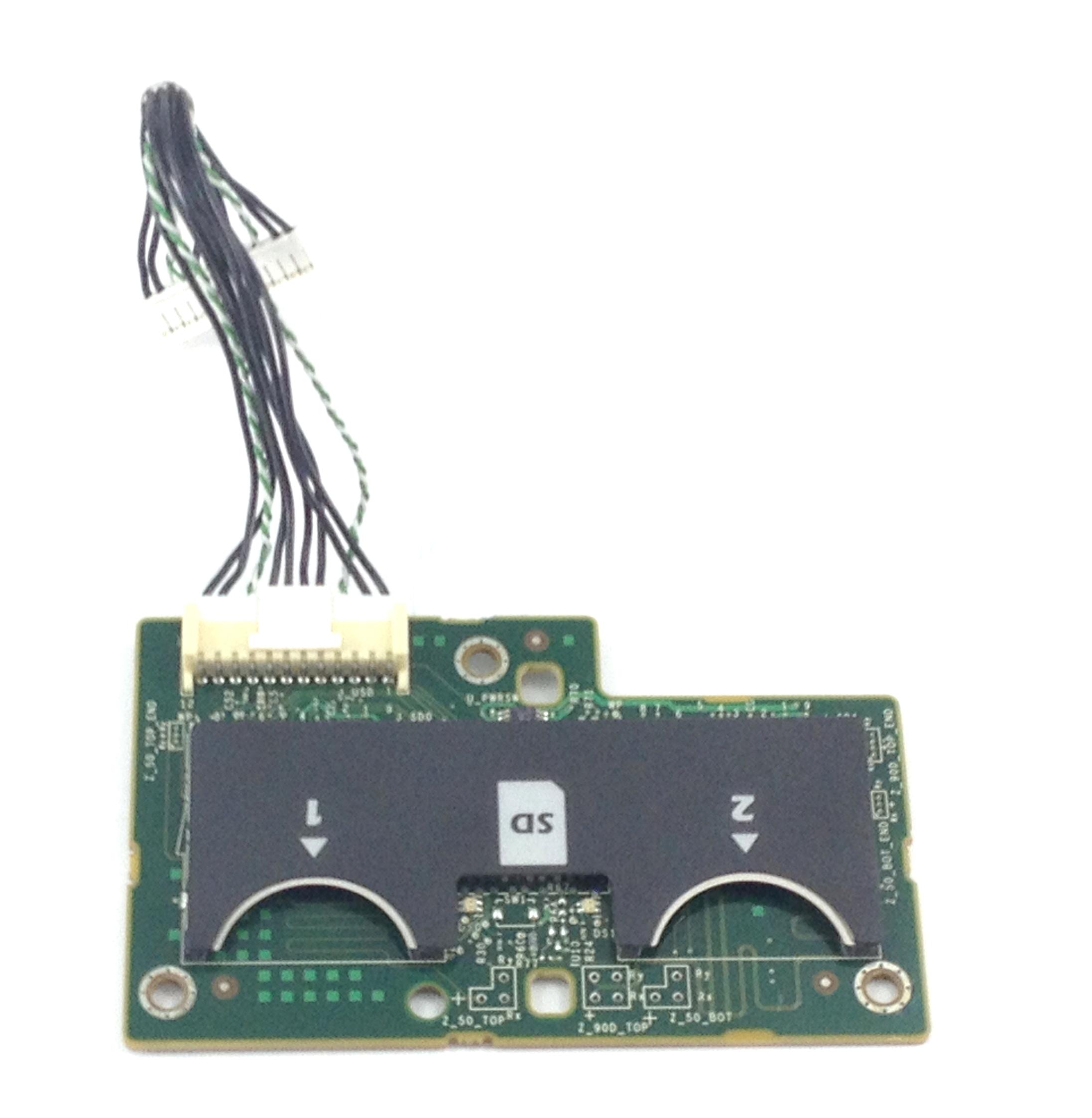 Dell R910 Dual Internal Sd Module Flash Card Reader (D979T)