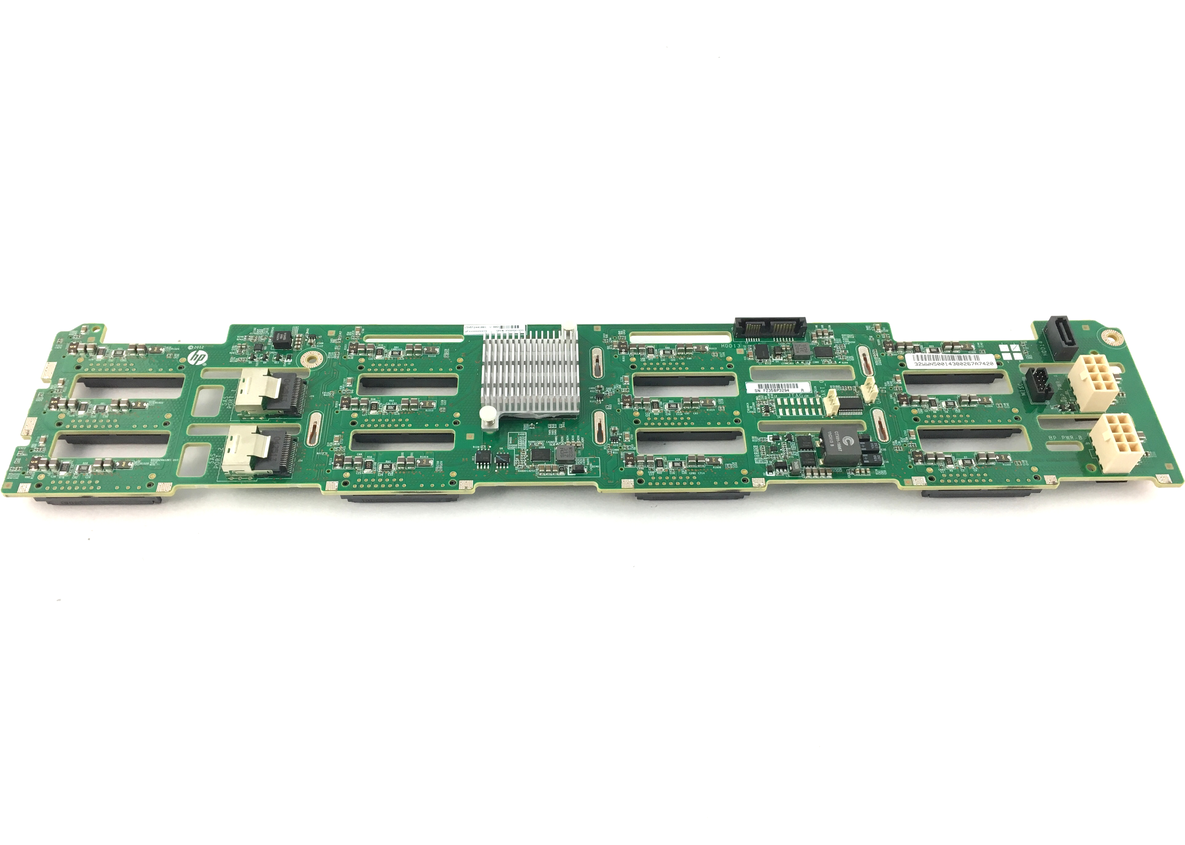 HP DL380P Gen8 SAS SFF Backplane Board (647407-001)