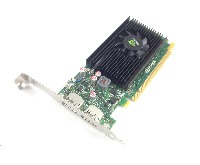 Dell Nvidia NVS 310 512MB DDR3 128Bit PCI-E X16 Full Height (K3WRC)