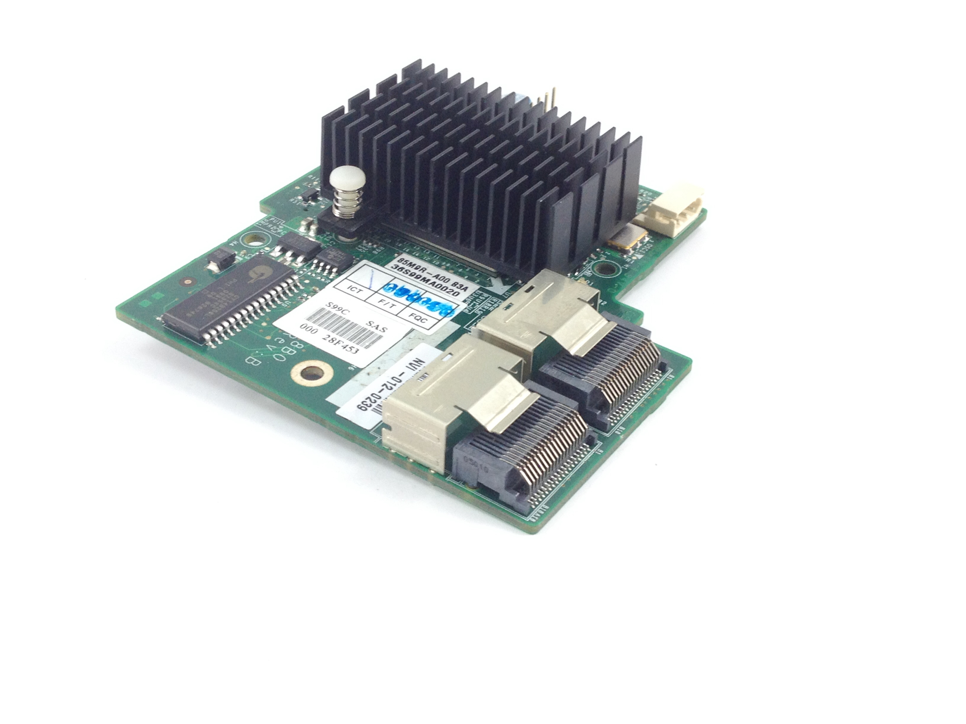 DELL POWEREDGE C1100 C2100 6GBPS SAS MEZZANINE CARD (85M9R)