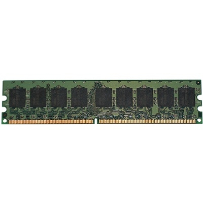 2GB (Kit 2X1Gb) Vlp PC2-5300 667MHz DIMM 240-Pin Cl5 ECC (39M5864)