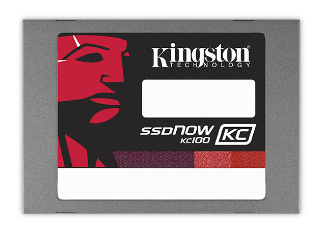 Kingston SSDnow Kc100 120GB 6Gbps 2.5'' Solid State Drive SSD (SKC100S3/120G)