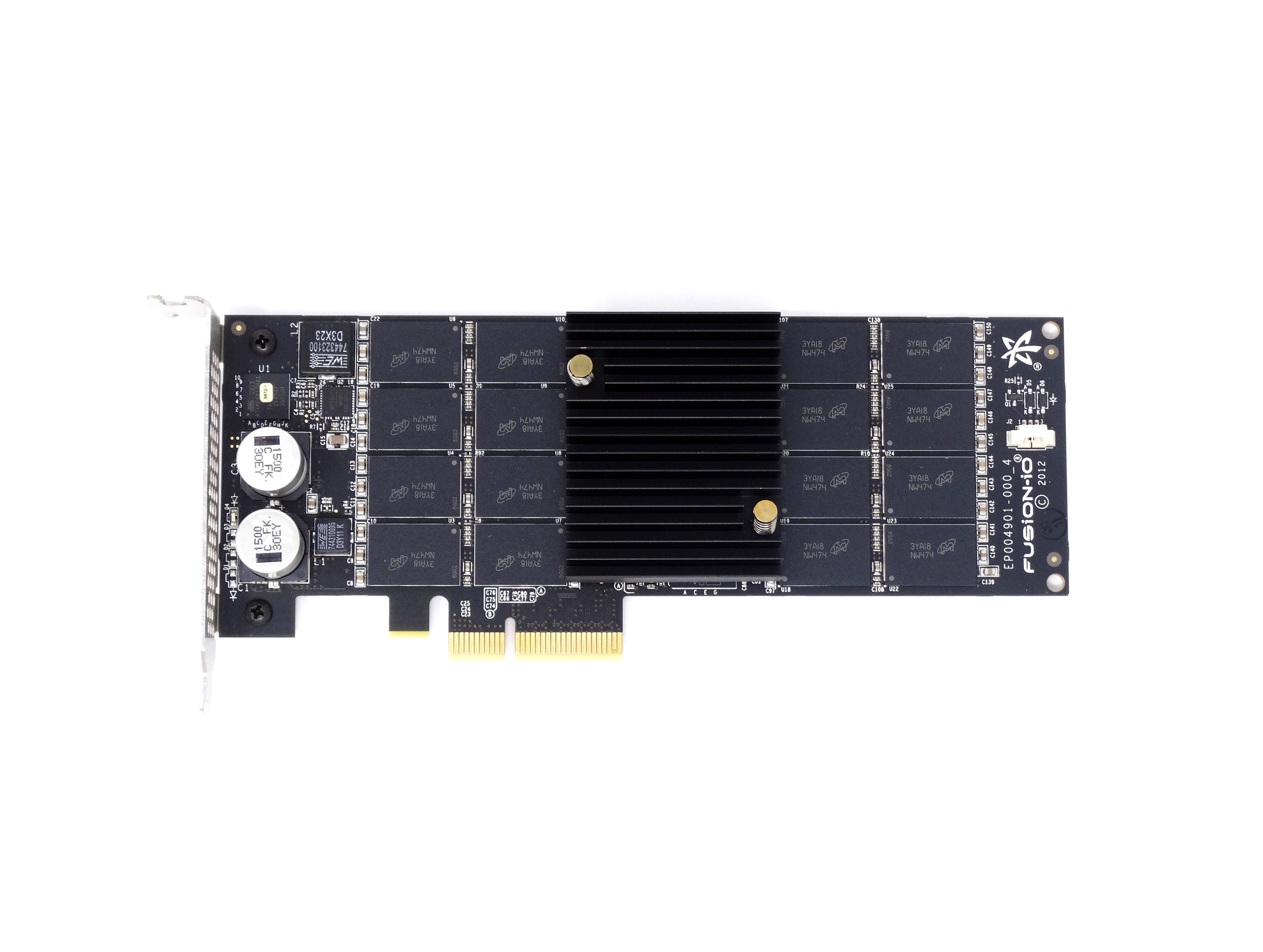 Fusion-Io Ioscale2 1.65TB PCI-E X 4 Solid State Drive SSD (F11-003-1T65-CS-0001)