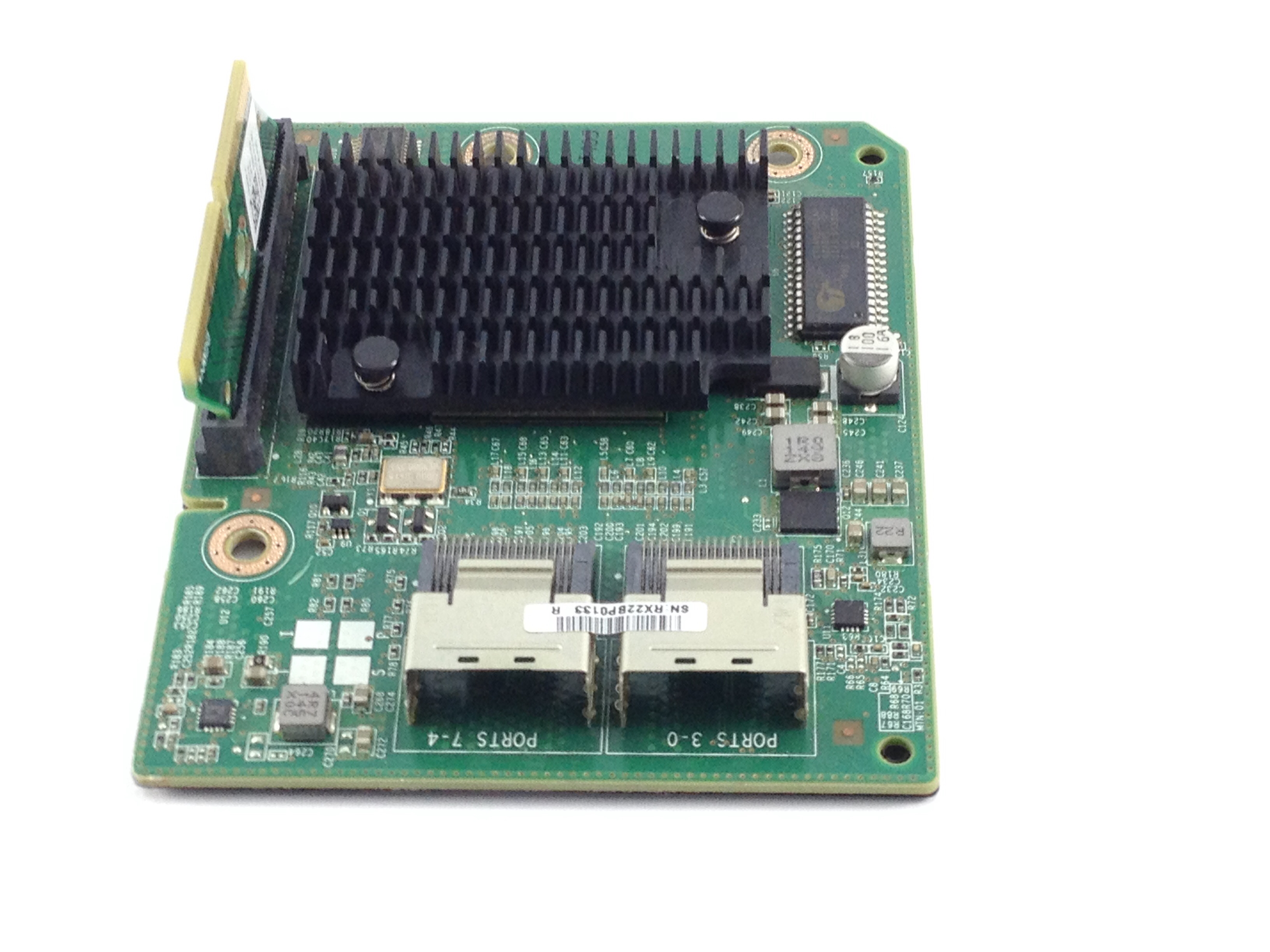 DELL LSI SAS 2008 8-PORT MEZZANINE CARD FOR POWEREDGE C6220 (Y7PHC)