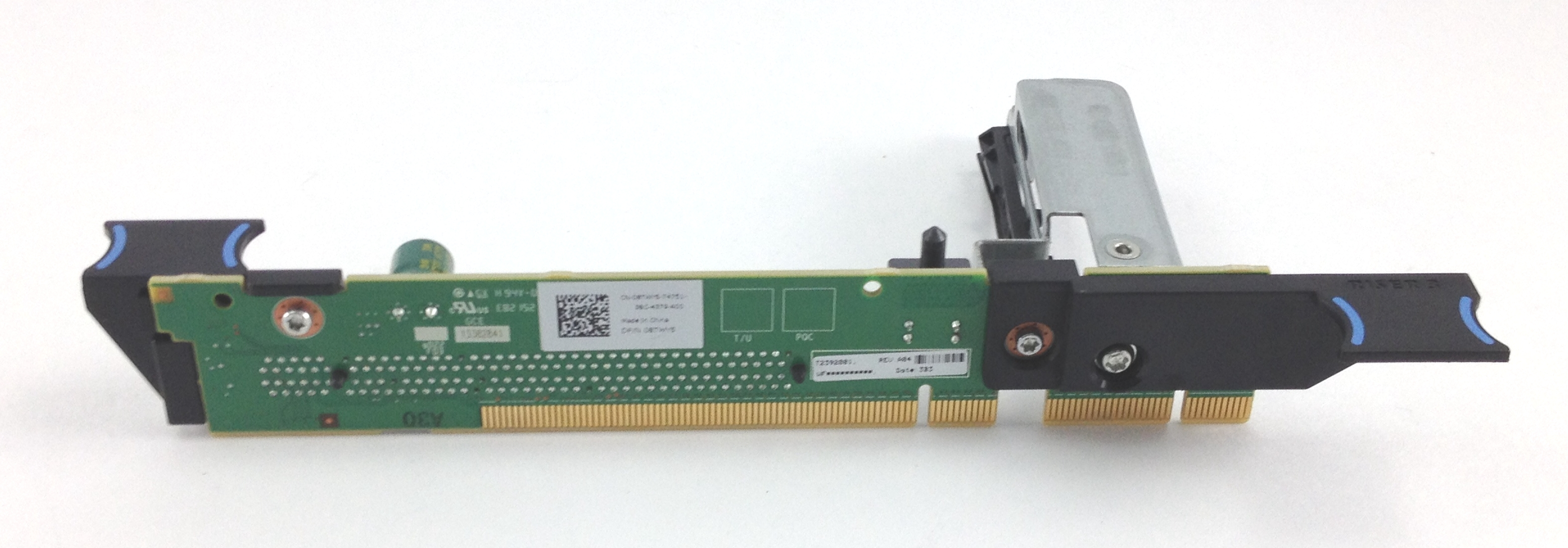 Dell PowerEdge R620 Expansion Riser Board/Card Assembly With Mount Bracket (8TWY5)