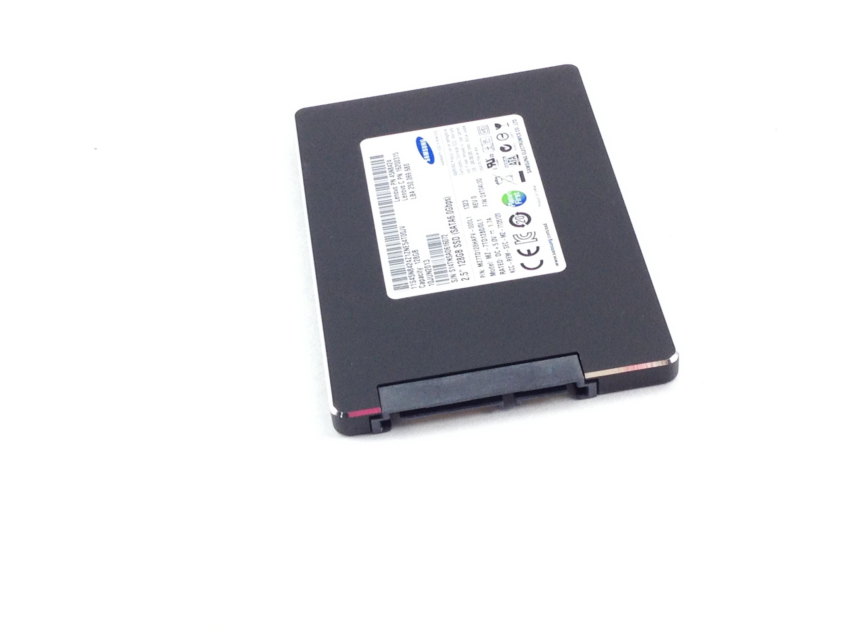 Lenovo ThinkPad Samsung 128GB 2.5'' Solid State Drive (45N8424)