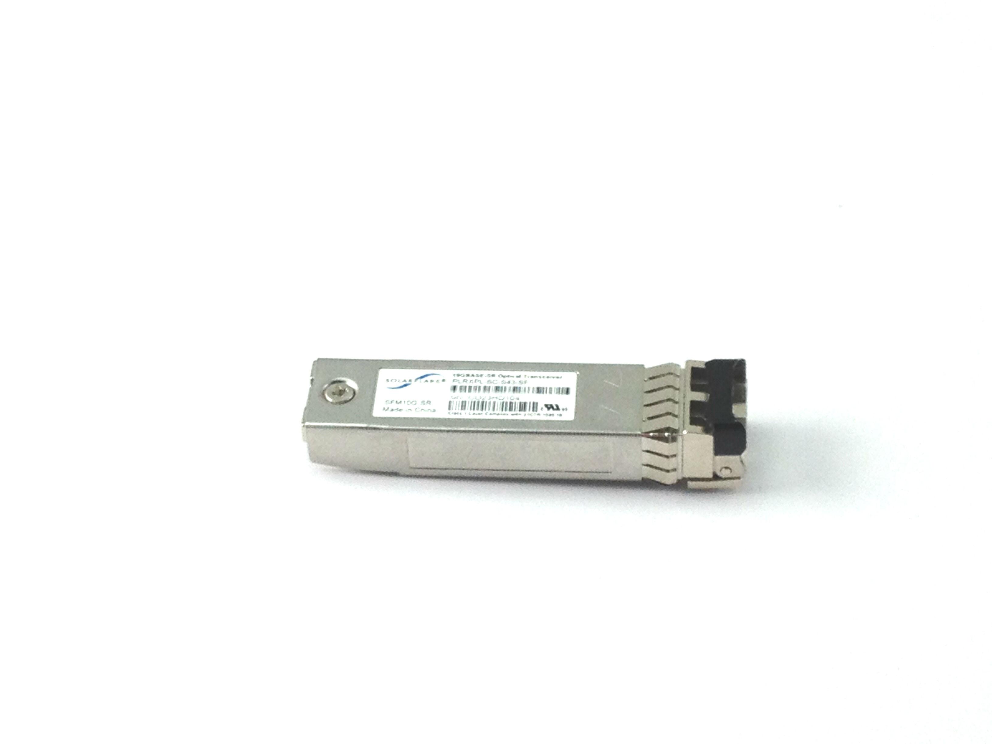 Solarflare 10Base-Sr 10Gbe Optical SFP Transceiver (SFM10G-SR)