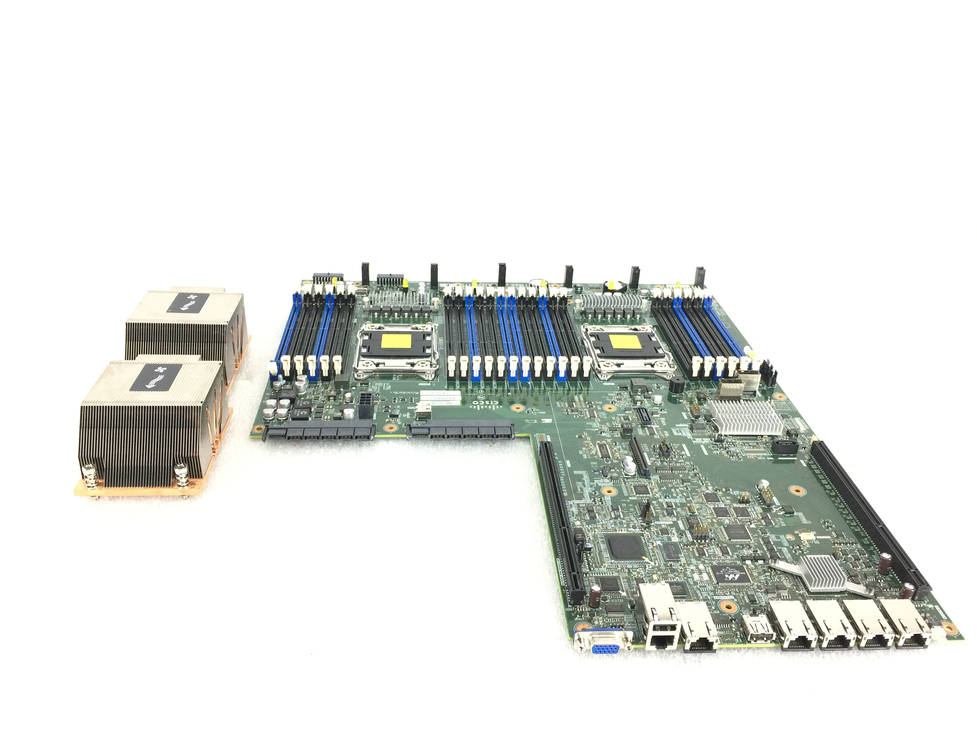 Cisco UCS C240 M3 Server System Board (74-10443-03)