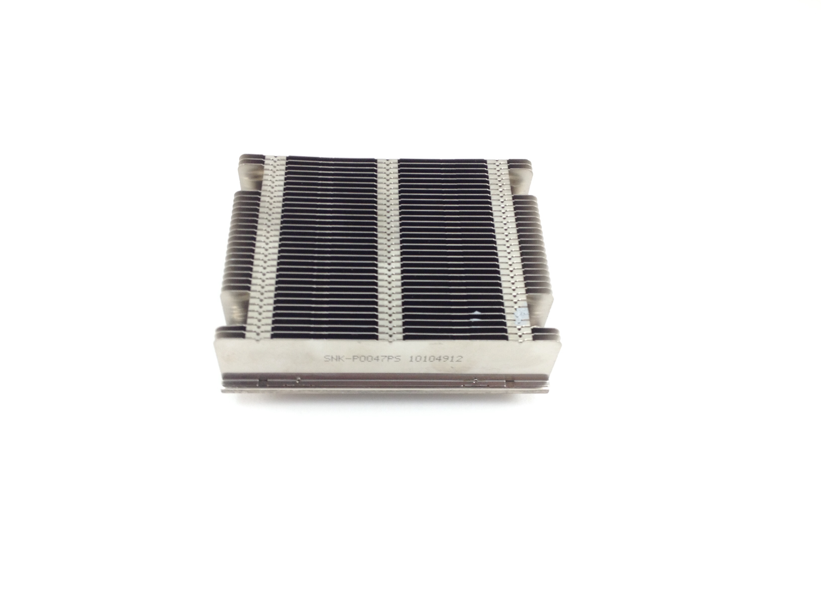 Supermicro 1U Passive CPU Heatsink For X9 X10 Systems (SNK-P0047PS)
