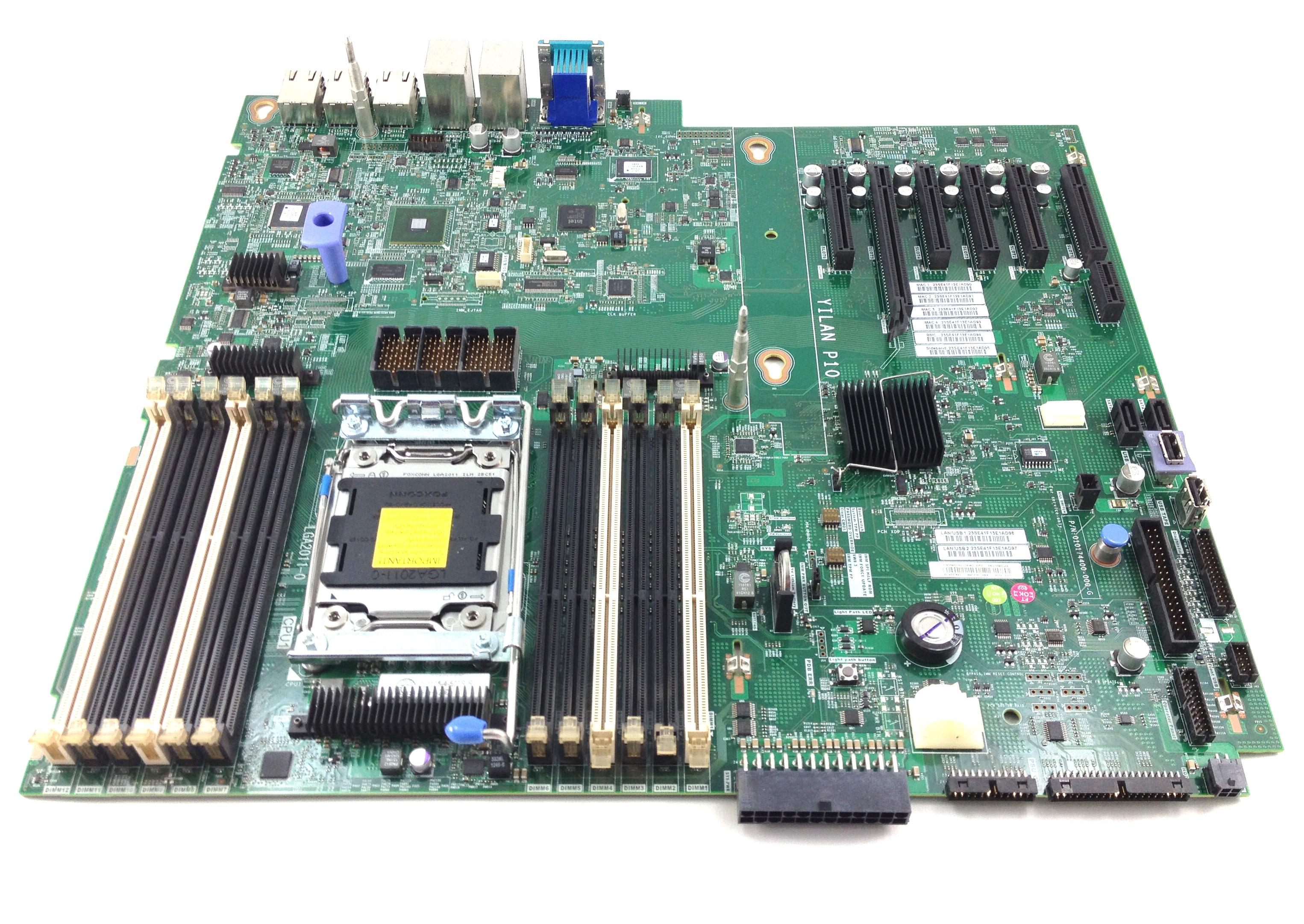 IBM System X3500 M4 Server Motherboard System Board (00W2046)