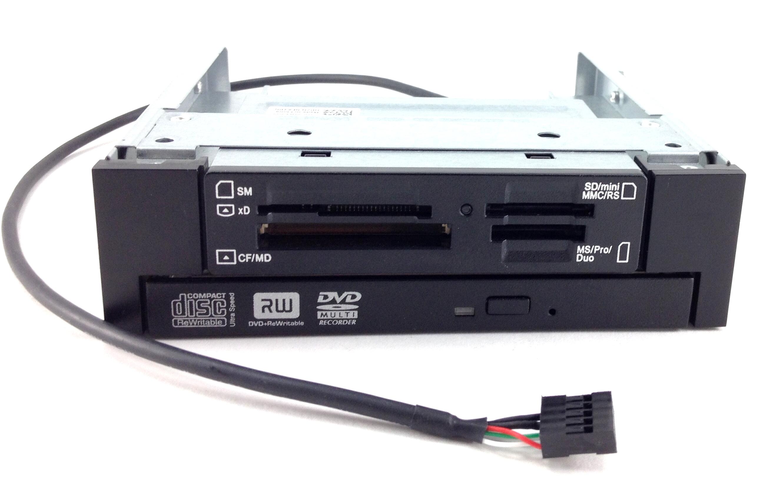 Del Optiplex Media Card Reader With Optical Drive (NR95F)
