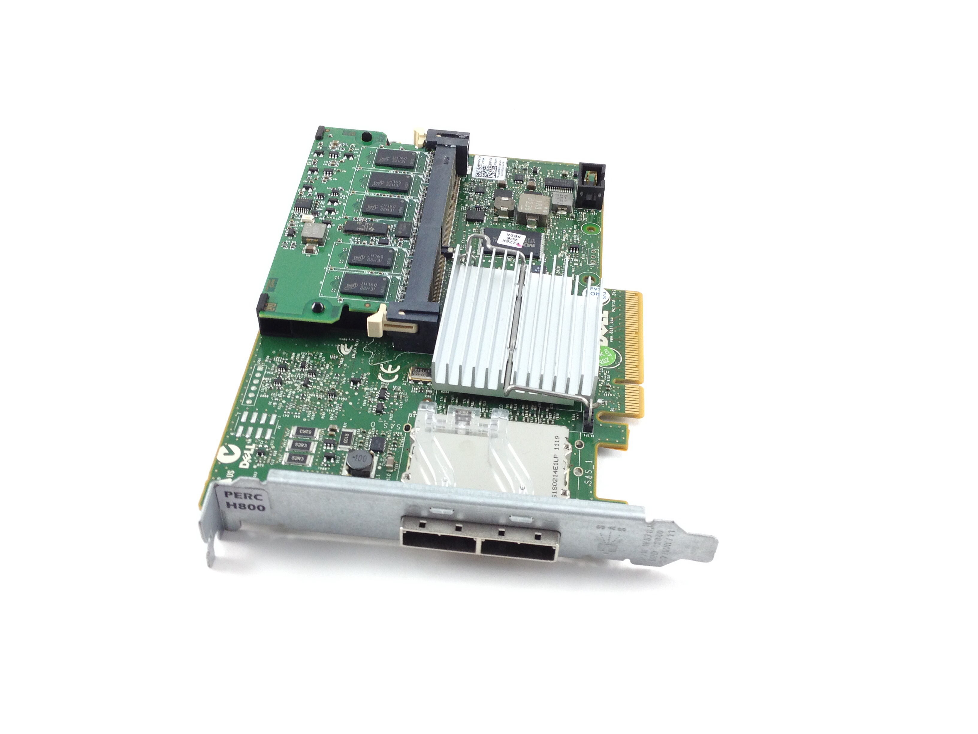 Dell Perc H800 512MB SAS SATA Raid Controller  Card (0GC9R0 BATTERY)