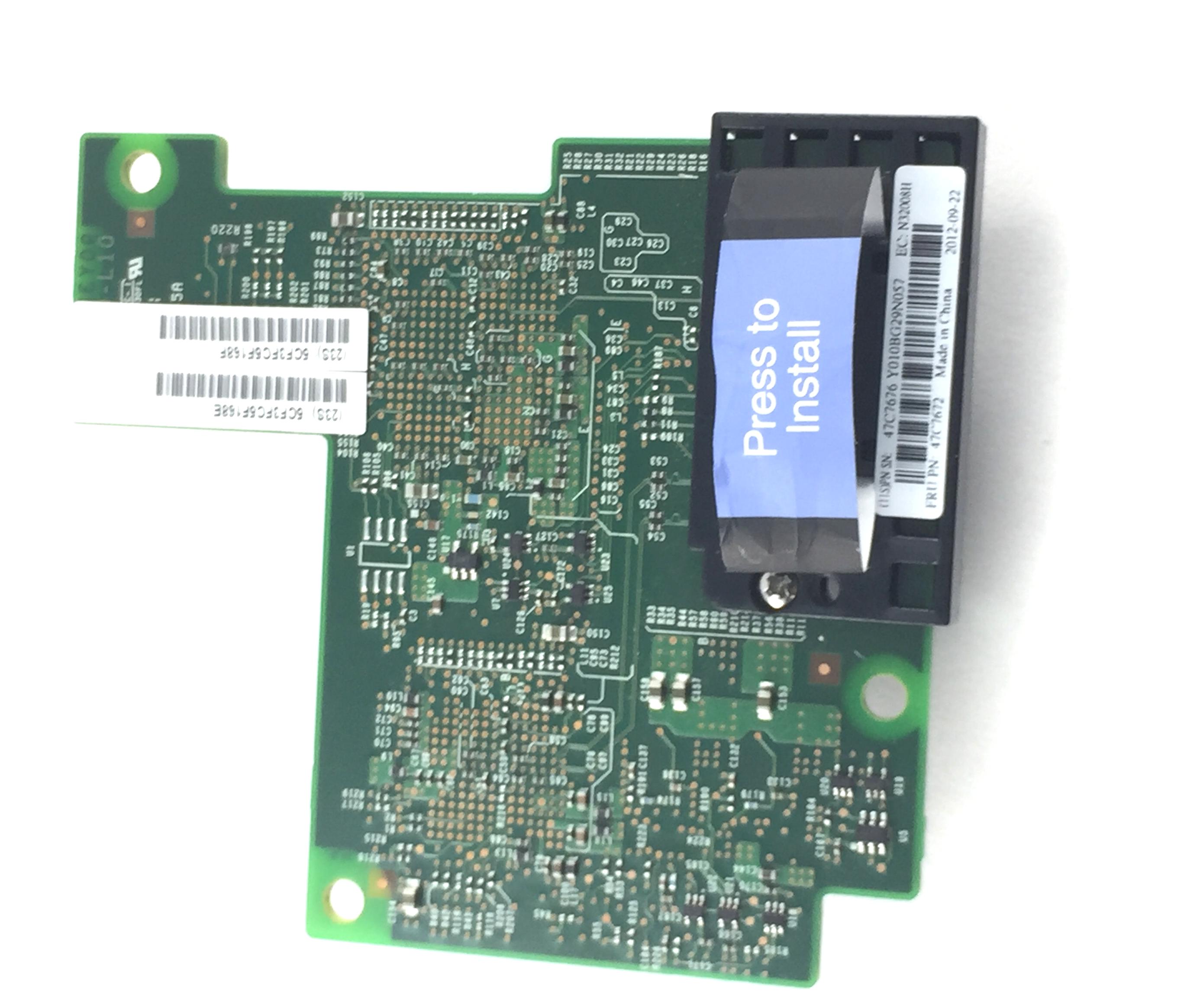 Genuine  IBM Flex System Management Network Adapter (47C7672)