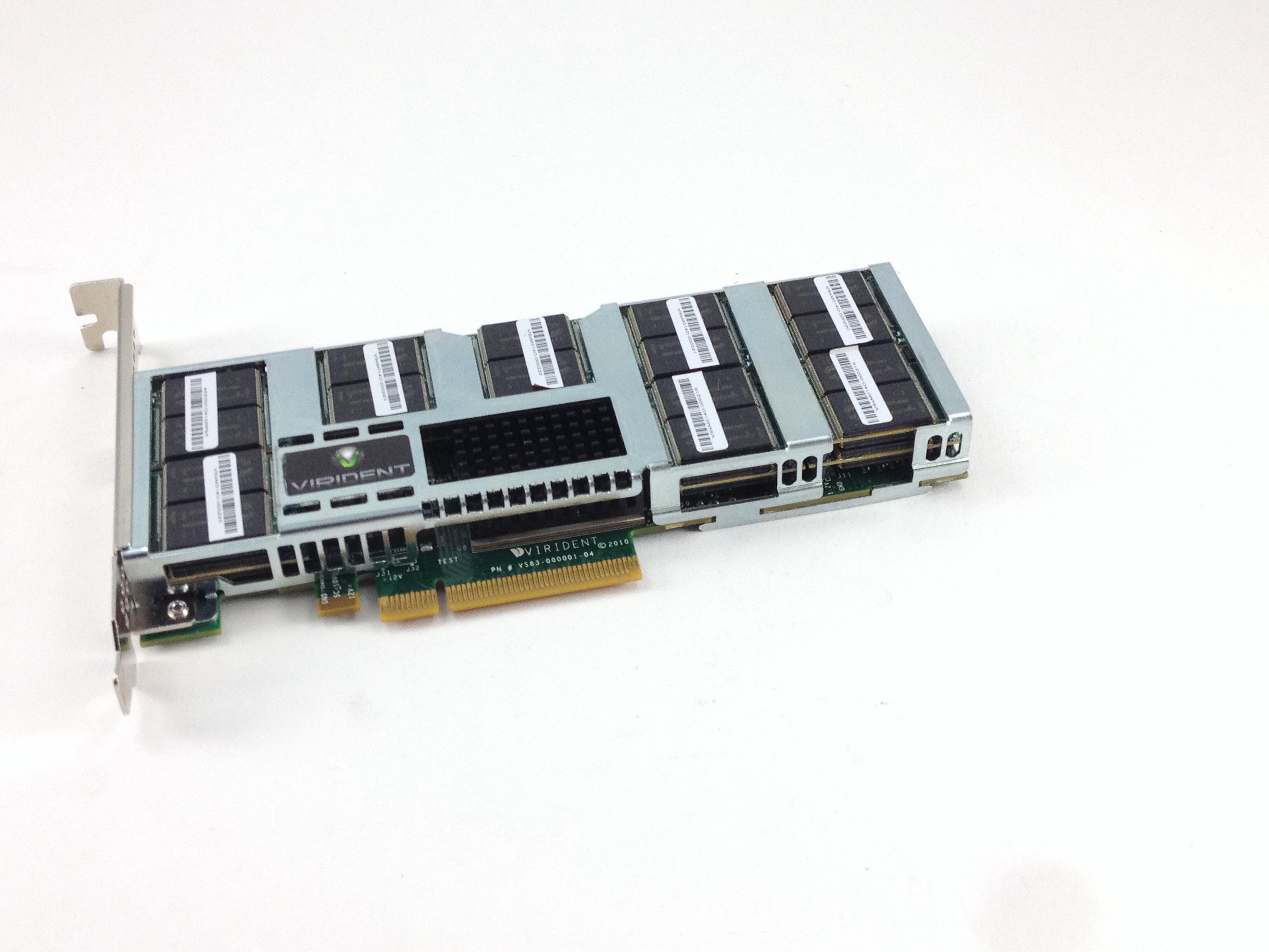 Virident-Flashmax-M1400 1.4TB MLC PCI-E Solid State Drive SSD (VS83-000001-04)