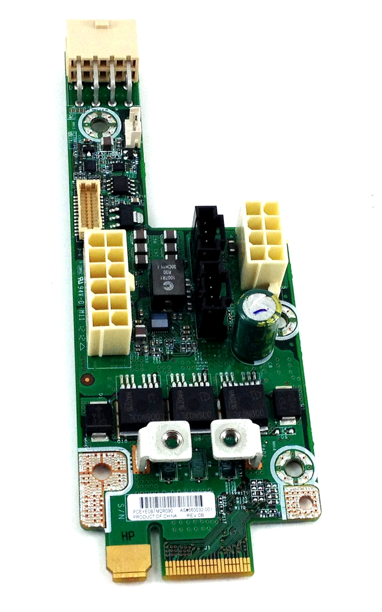 HP Se2250S G8 Right Personality Board (660032-001)