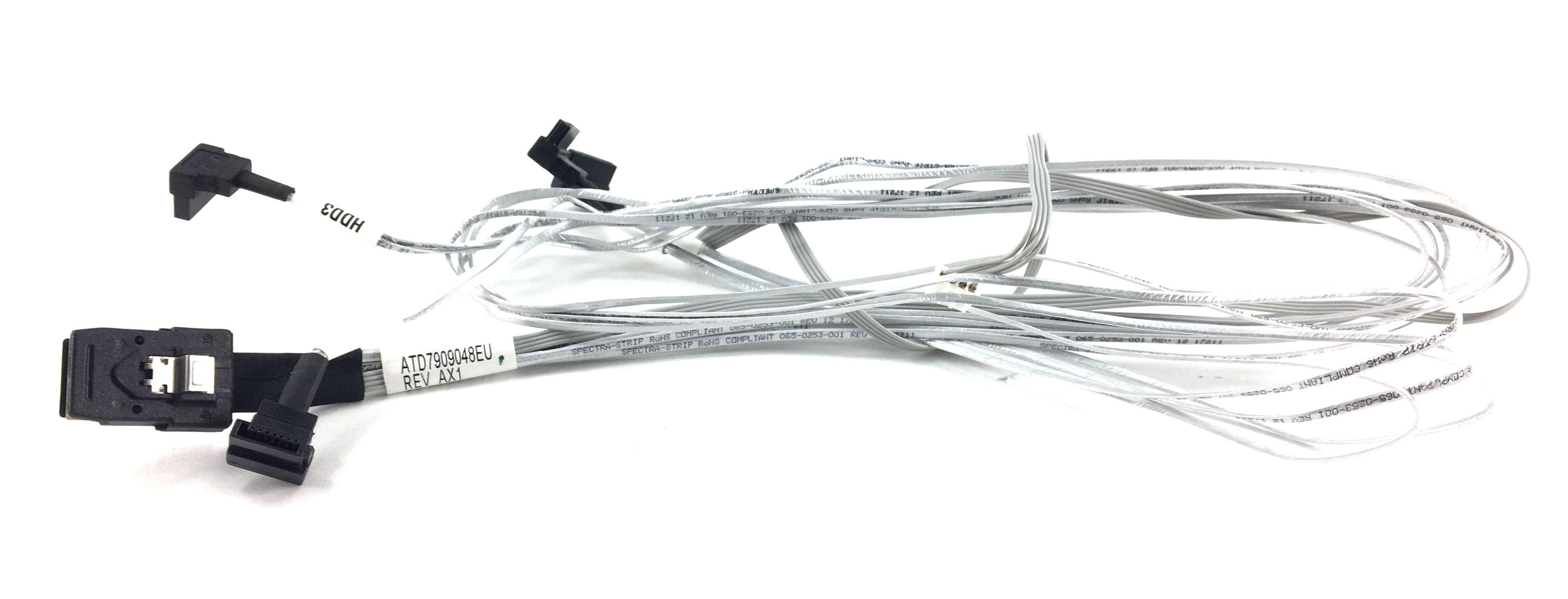 Breakout Cable With 90 Degree SATA For C200 M2 (ATD7909048EU)