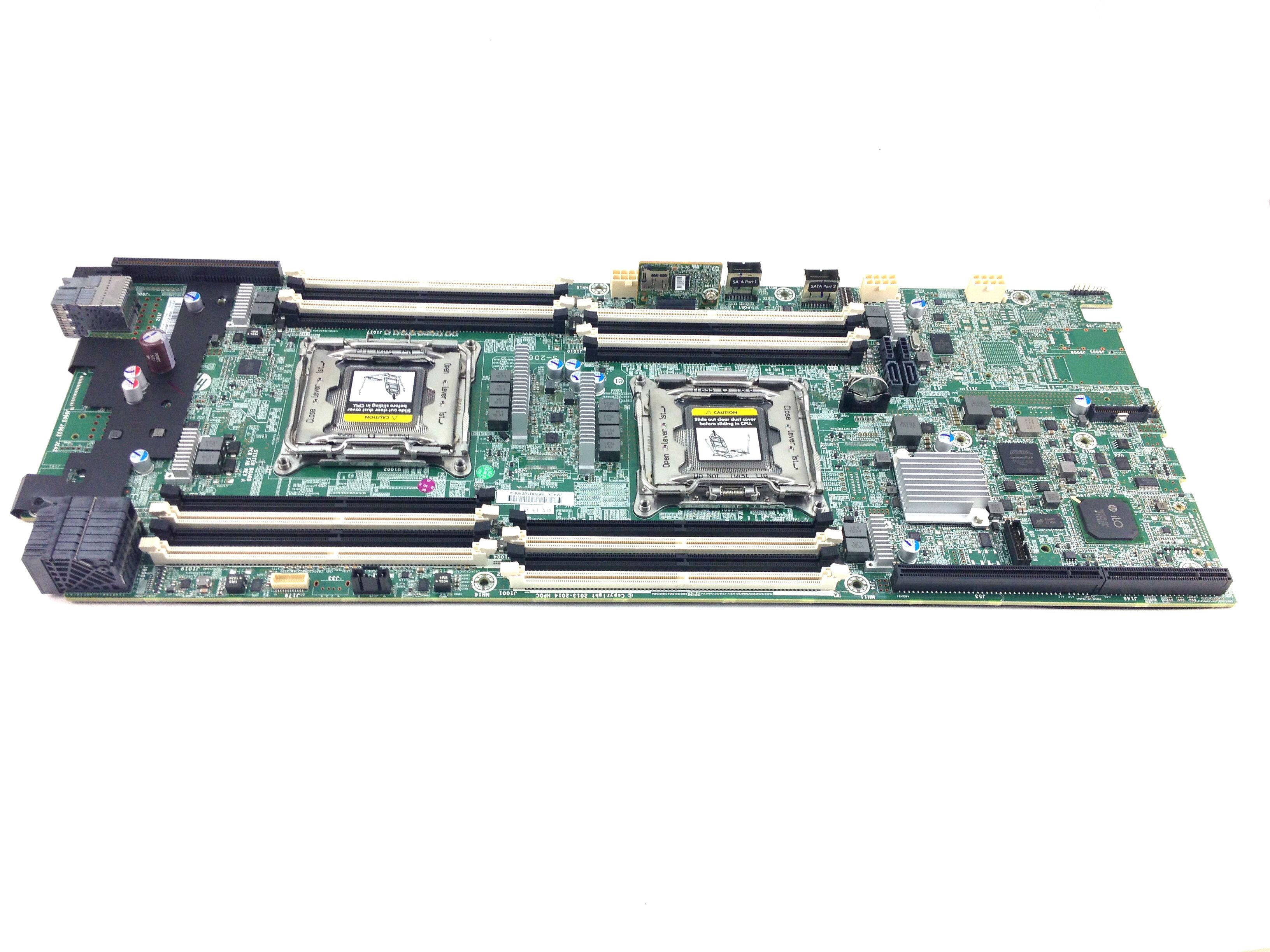 HP Enterprise Proliant XL230A G9 System Board (786718-001)