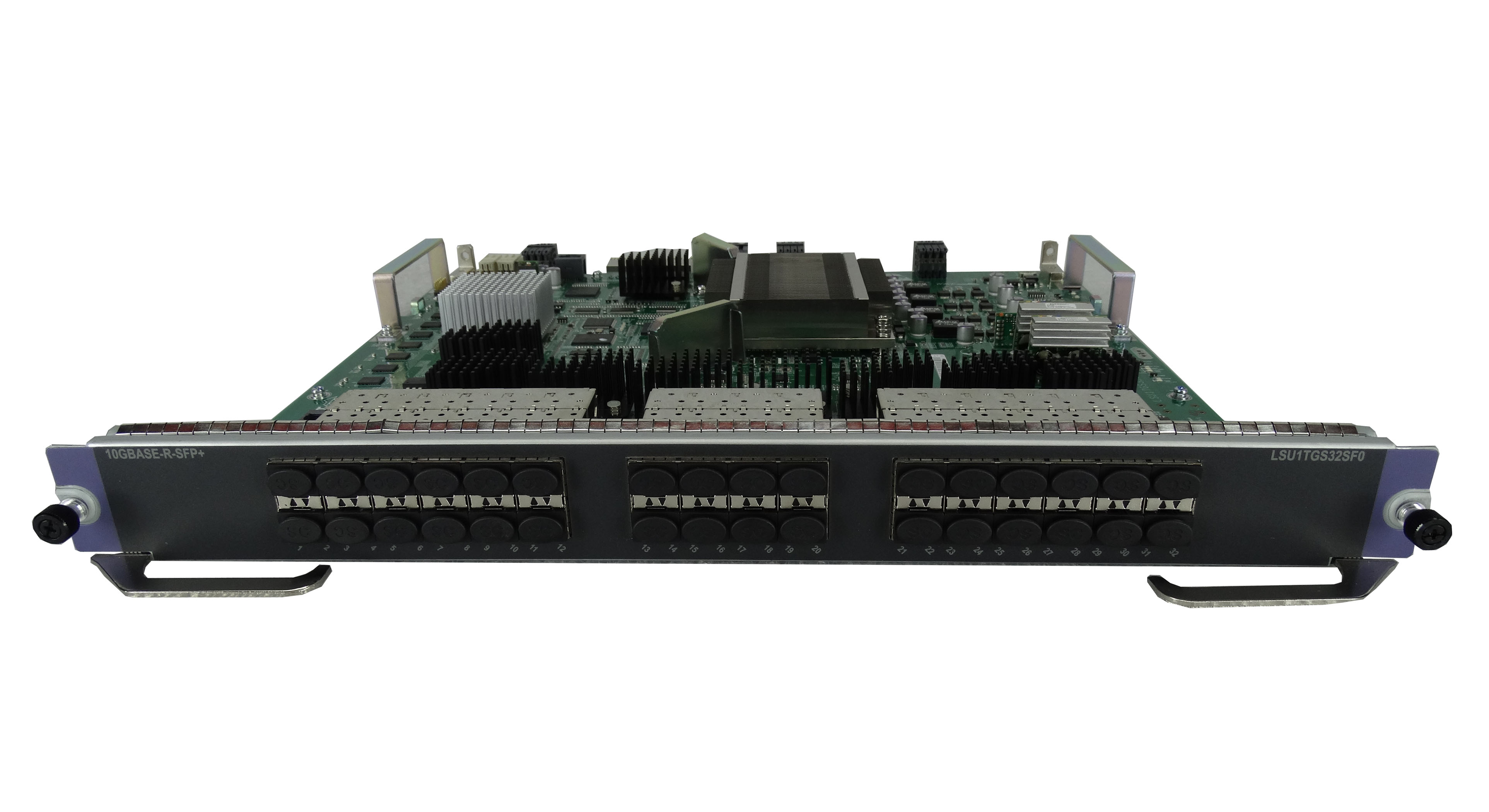 HPe Jc755A Flexnetwork 10500 32-Port 10GBe SFP+ Sf Module (JC755A)
