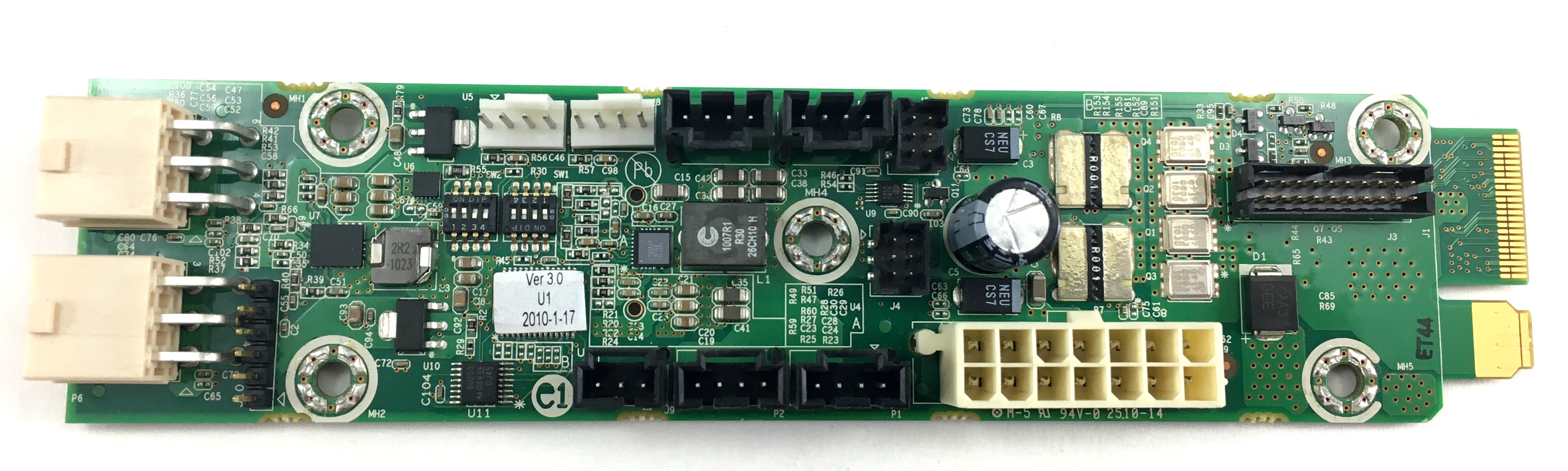 HP Power Disribution Board Sl390S G7 (598034-001)