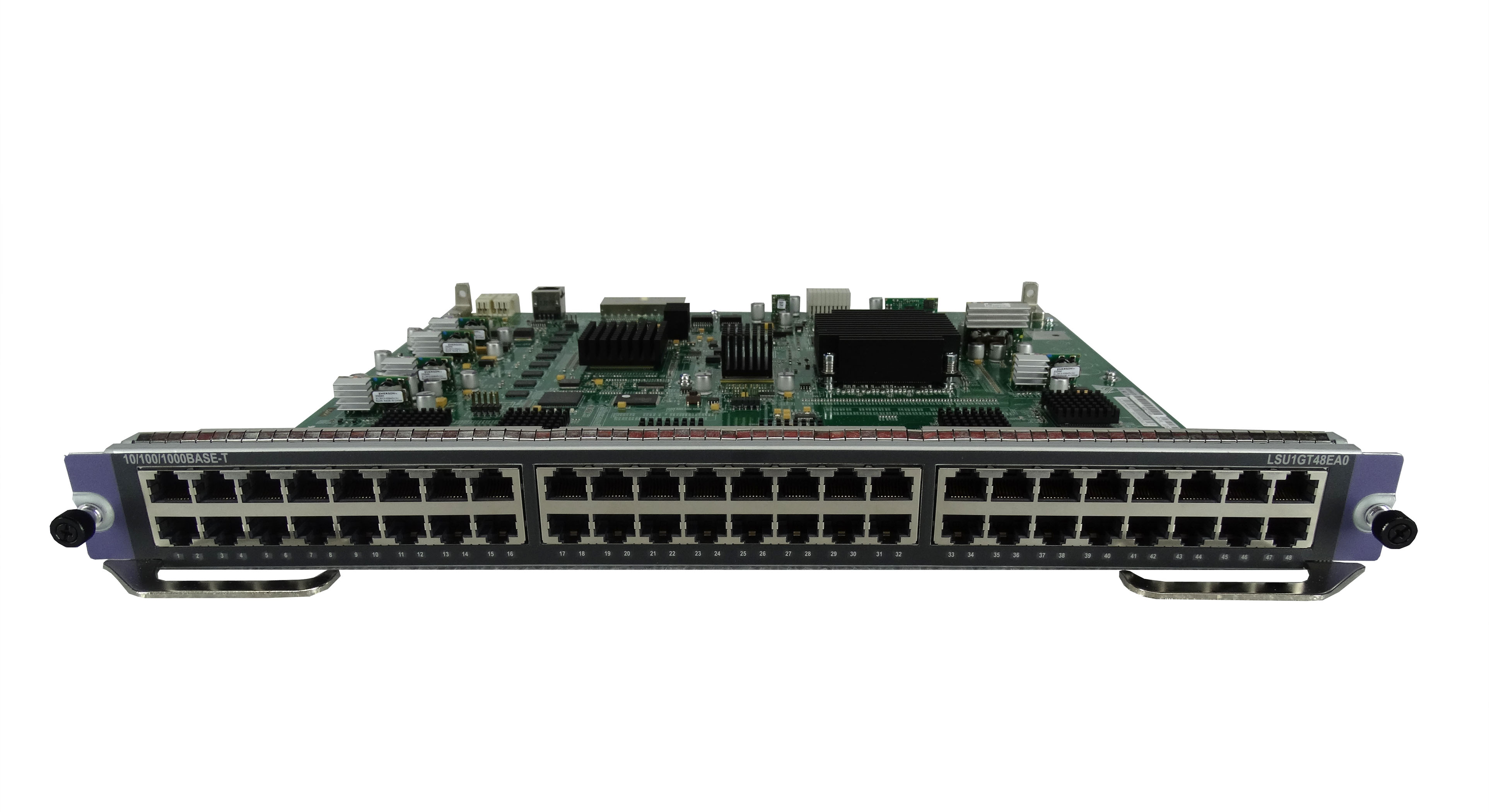 HP 48-Port GIG-T EA Expansion Module Gigabit Ethernet LSU1GT48EA0 (JG382A)