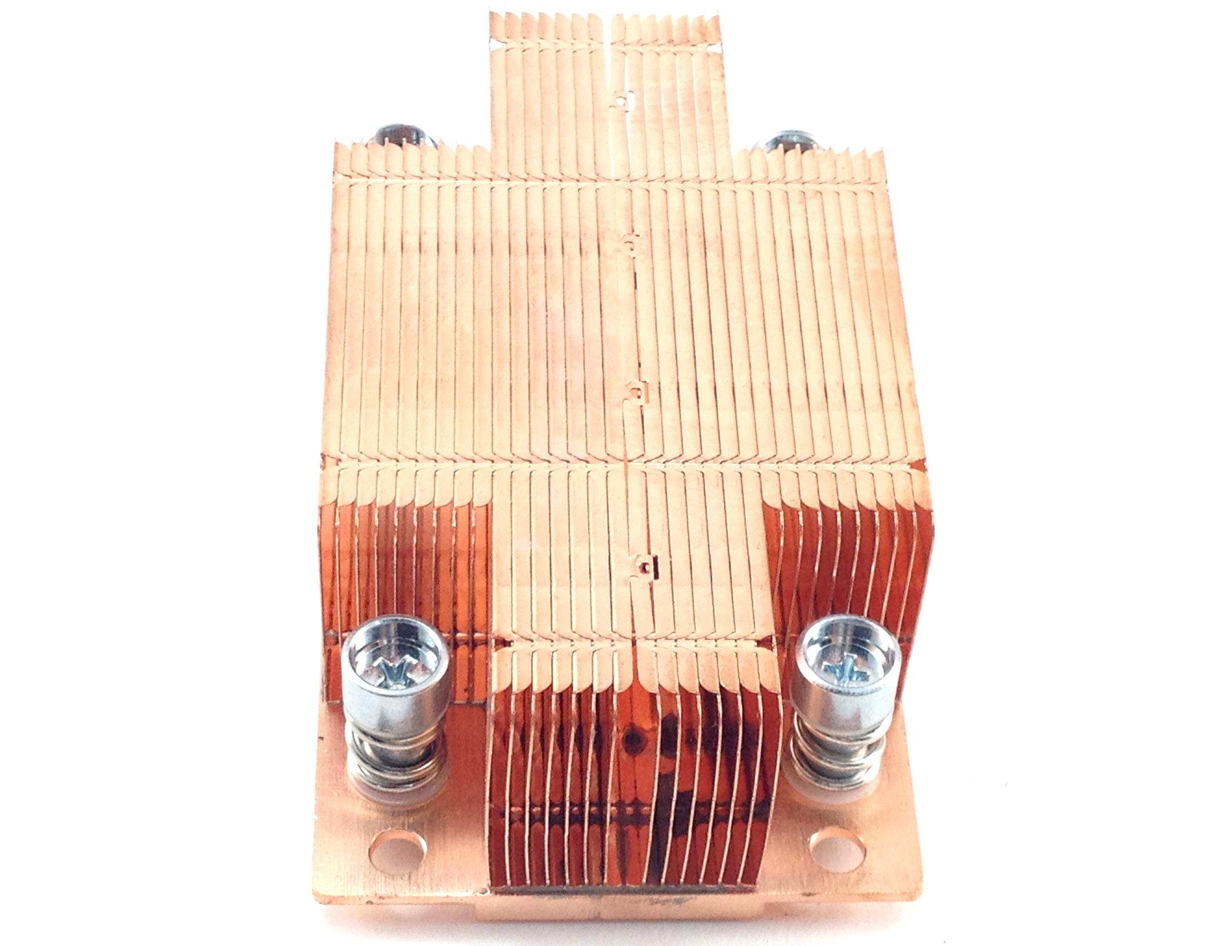 Dell PowerEdge M620 Blade Server Copper Heat Sink (D8846)