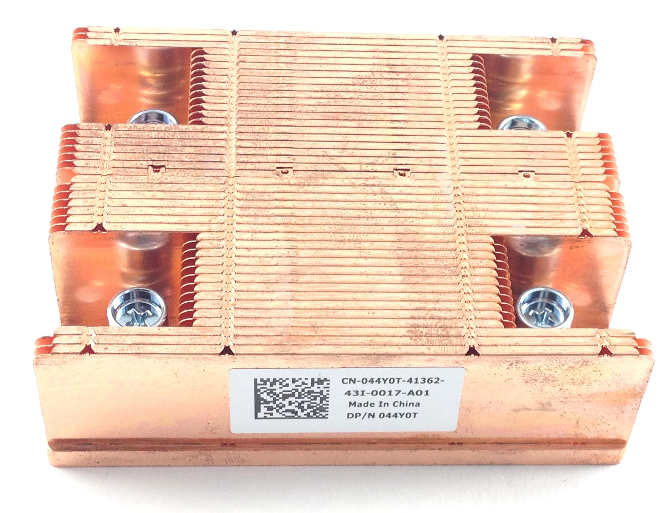 Dell PowerEdge M620 Blade Server Heatsink (44Y0T)