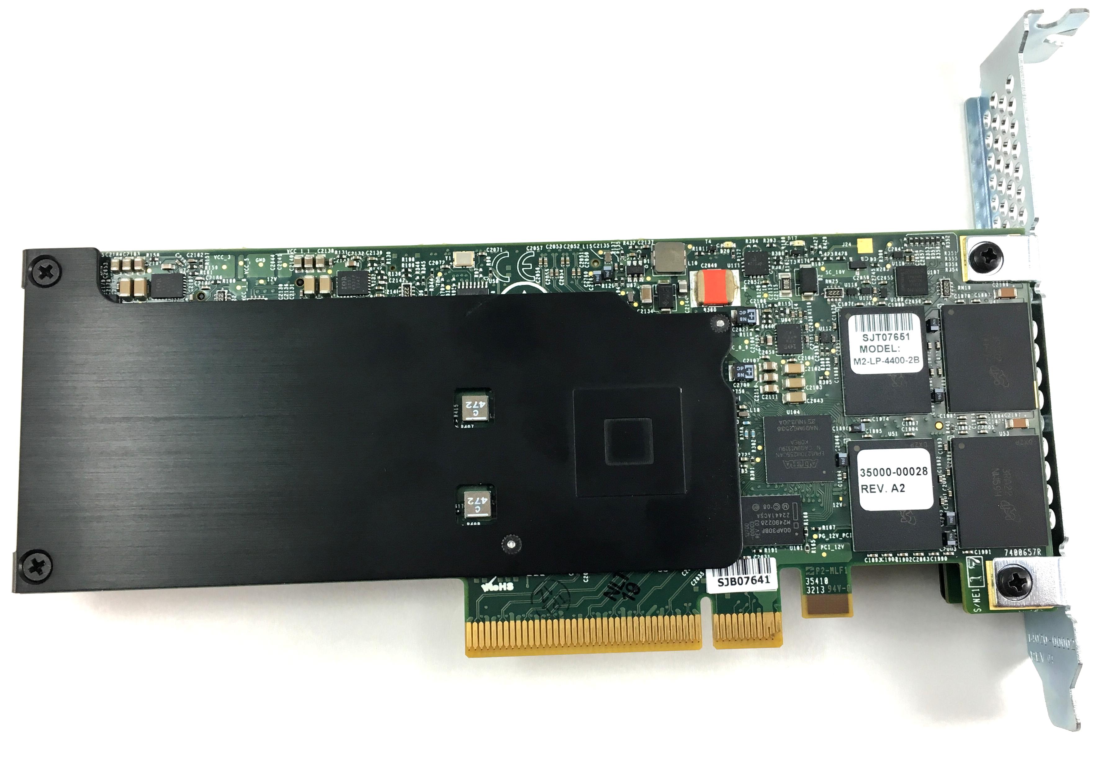 Hgst Virident Flashmax Ii  4.4Tb PCI-E SSD Solid State Flash Drive (M2-LP-4400-2B)