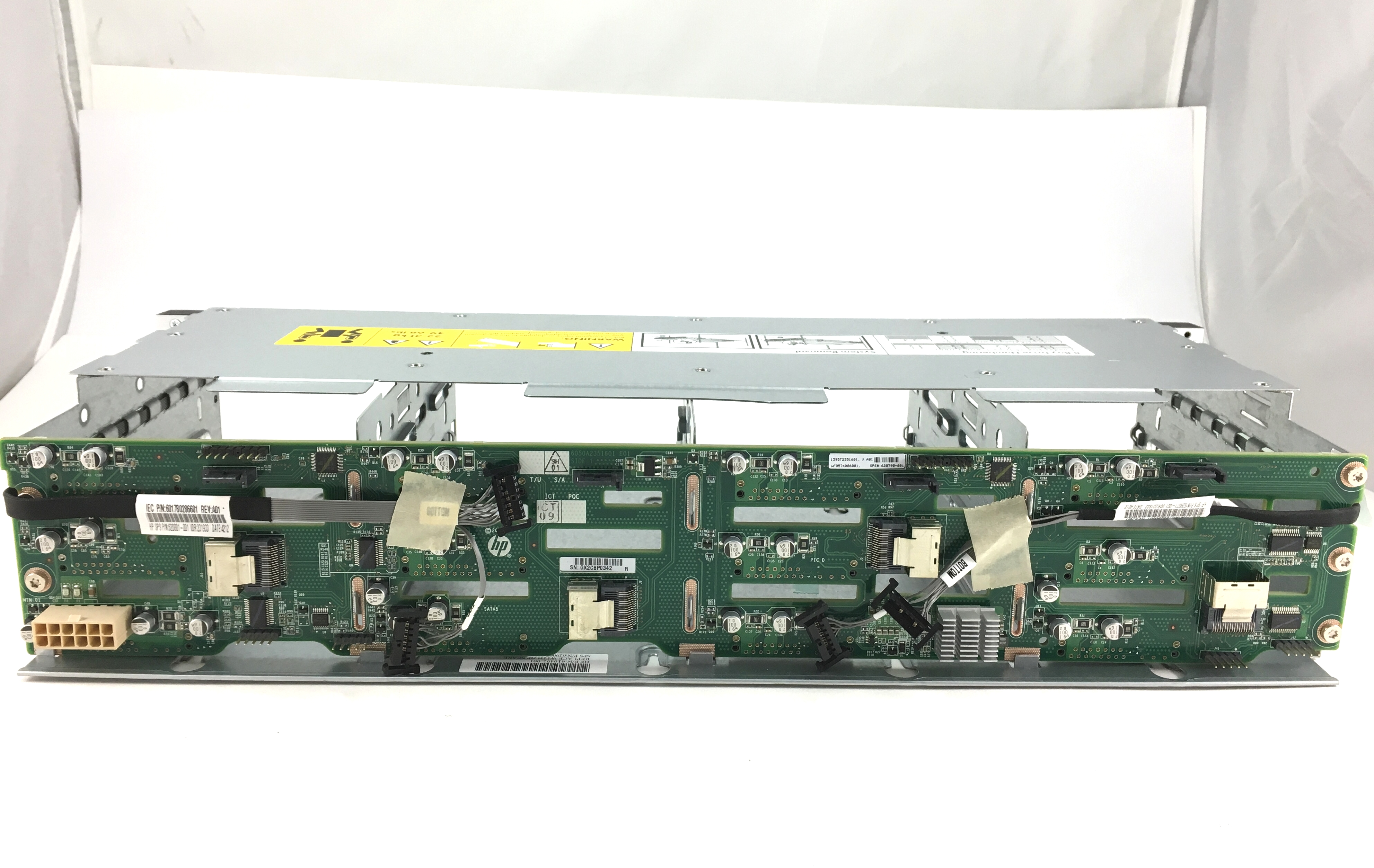 HP Disk Drive Backplane 12 Bay For 3.5 Drives (620790-001)