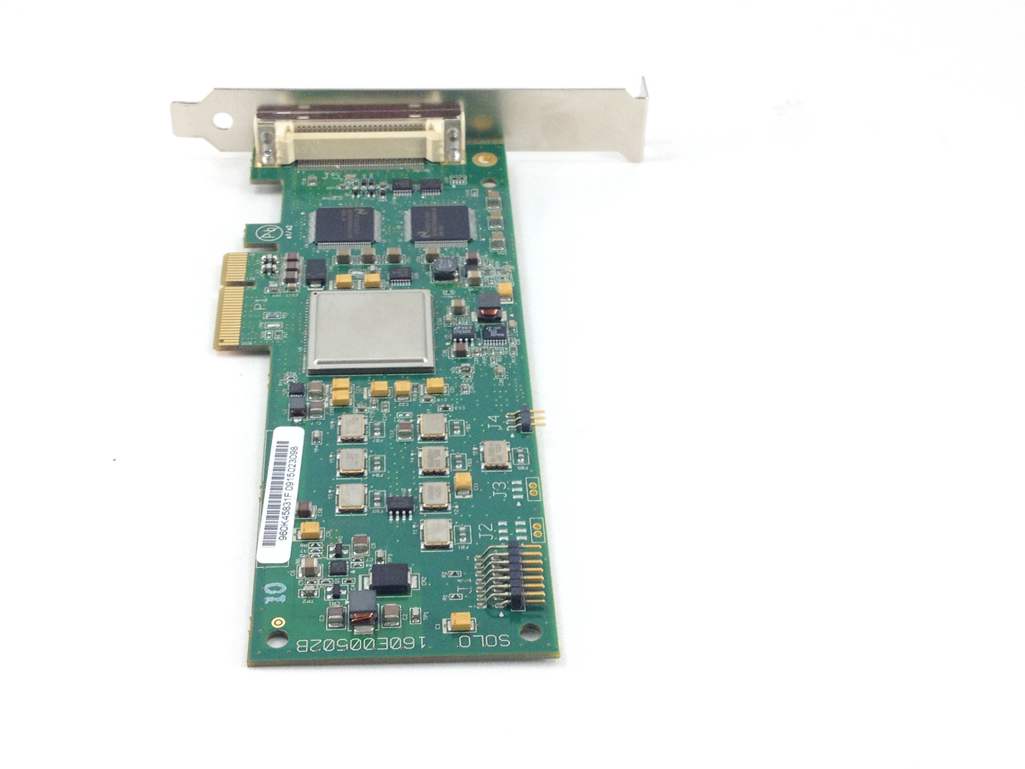 Dell Xlink Virtex 5 Xc5Vlx50T PCI-E Controller Card (VYRH8)