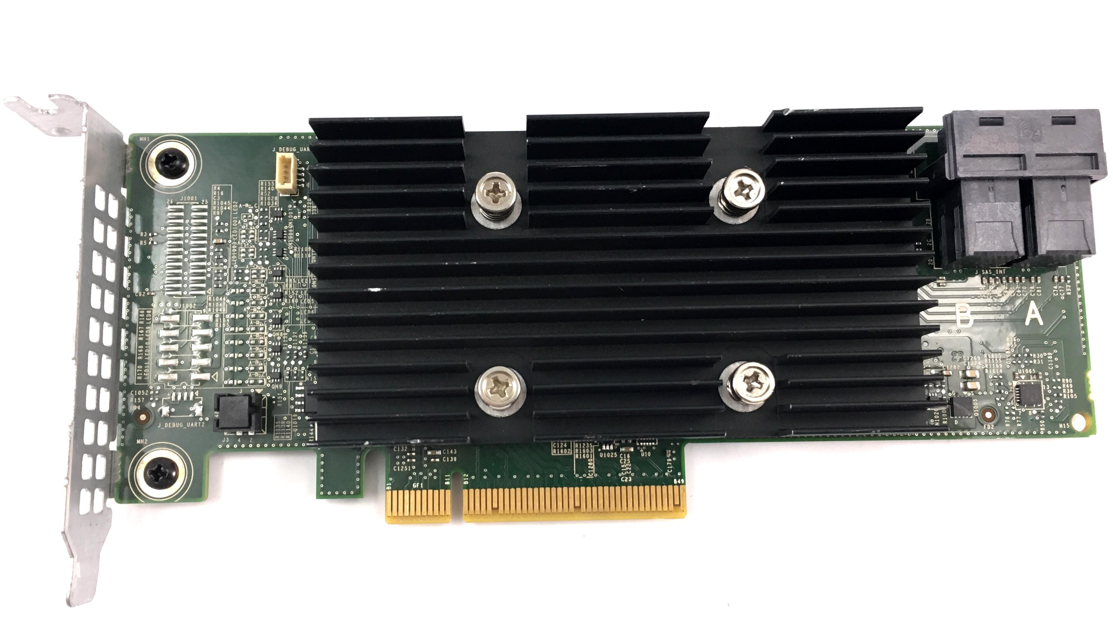 TCKPF Dell PERC H330 12G 12Gbps 8-Port SAS SATA PCIe x8 Raid Controller Card (TCKPF)