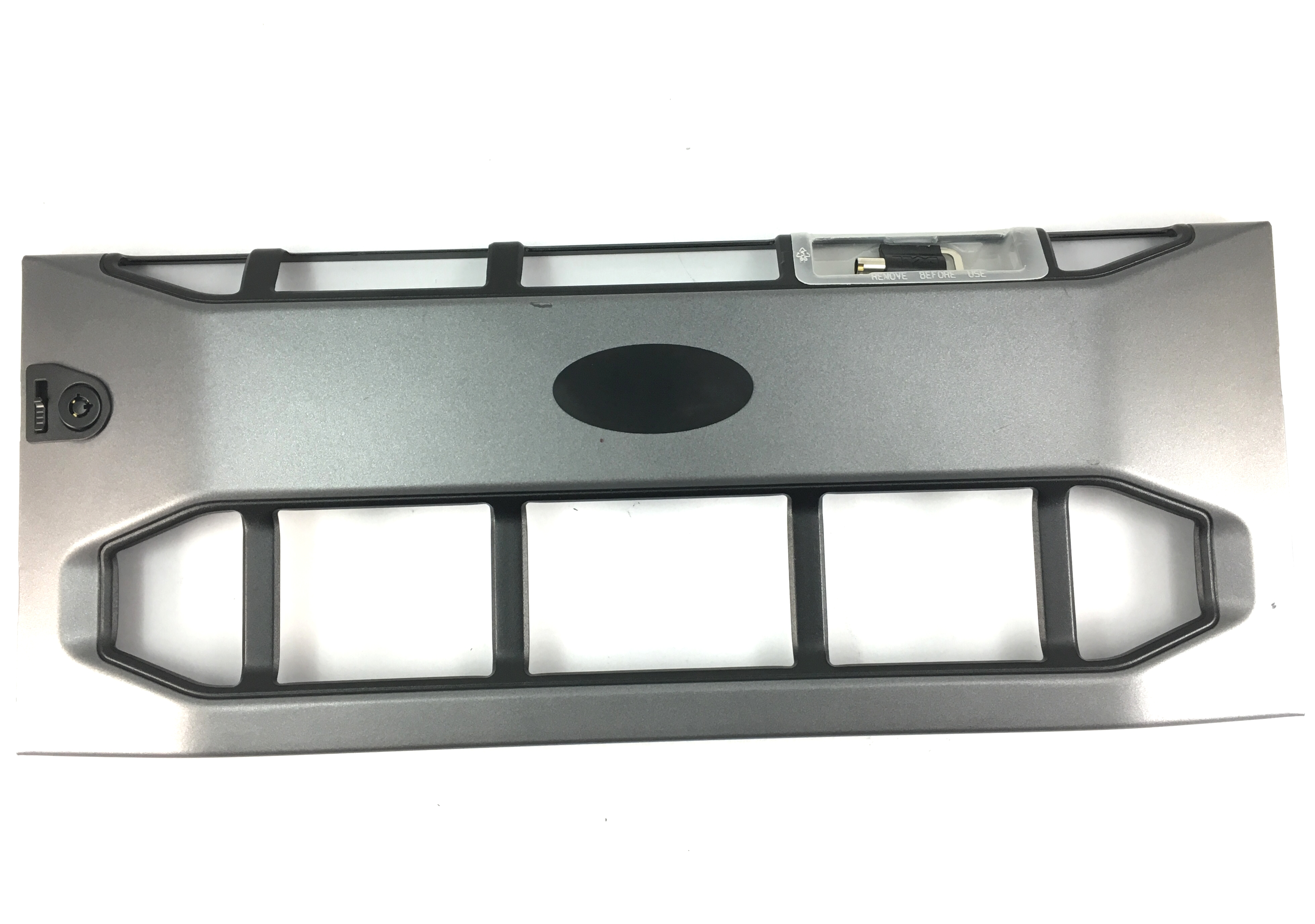 Dell PowerEdge Server R910 Faceplate Front Bezel With Key (W366D)