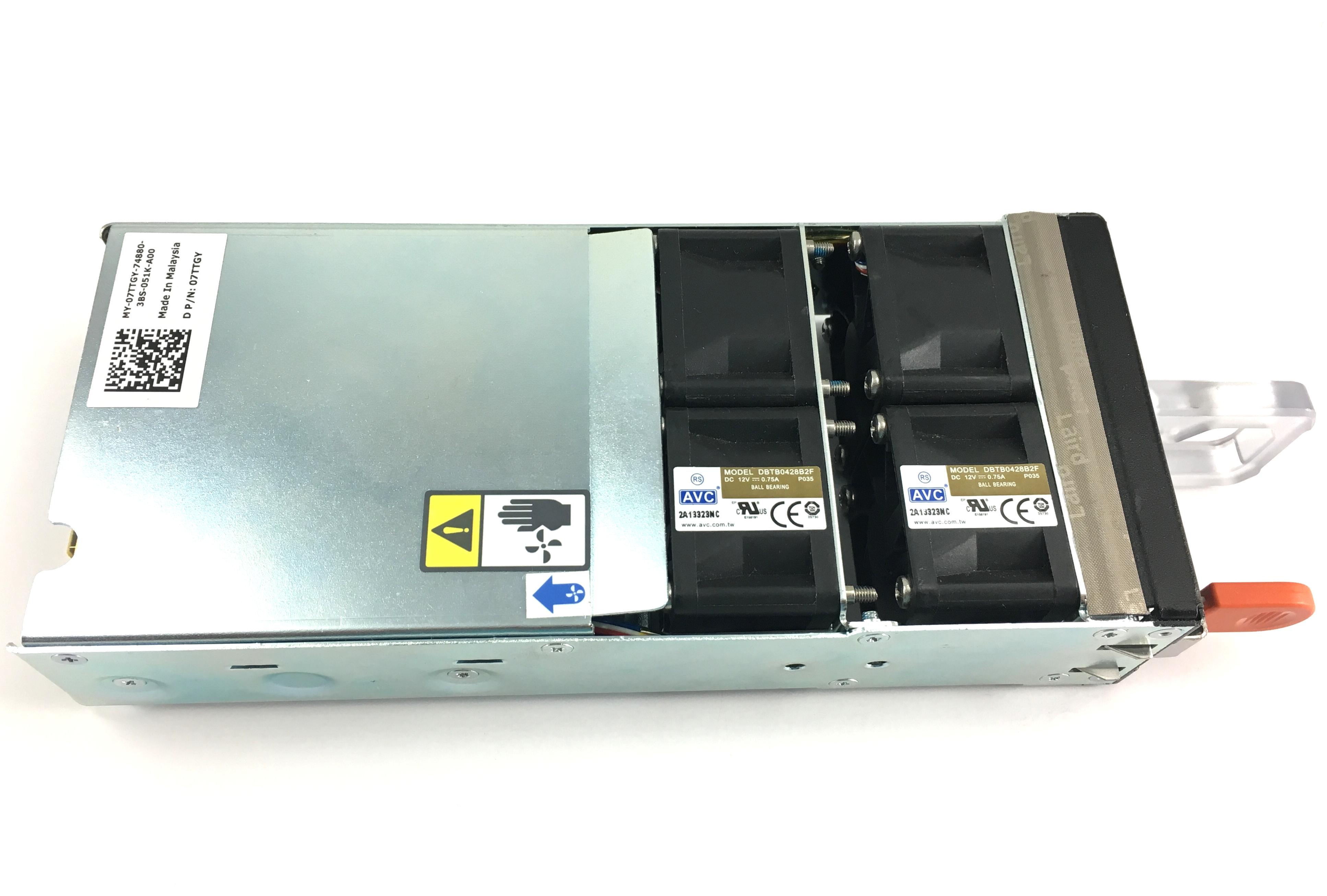 Dell Force 10S Series Fan Assembly (7TTGY)