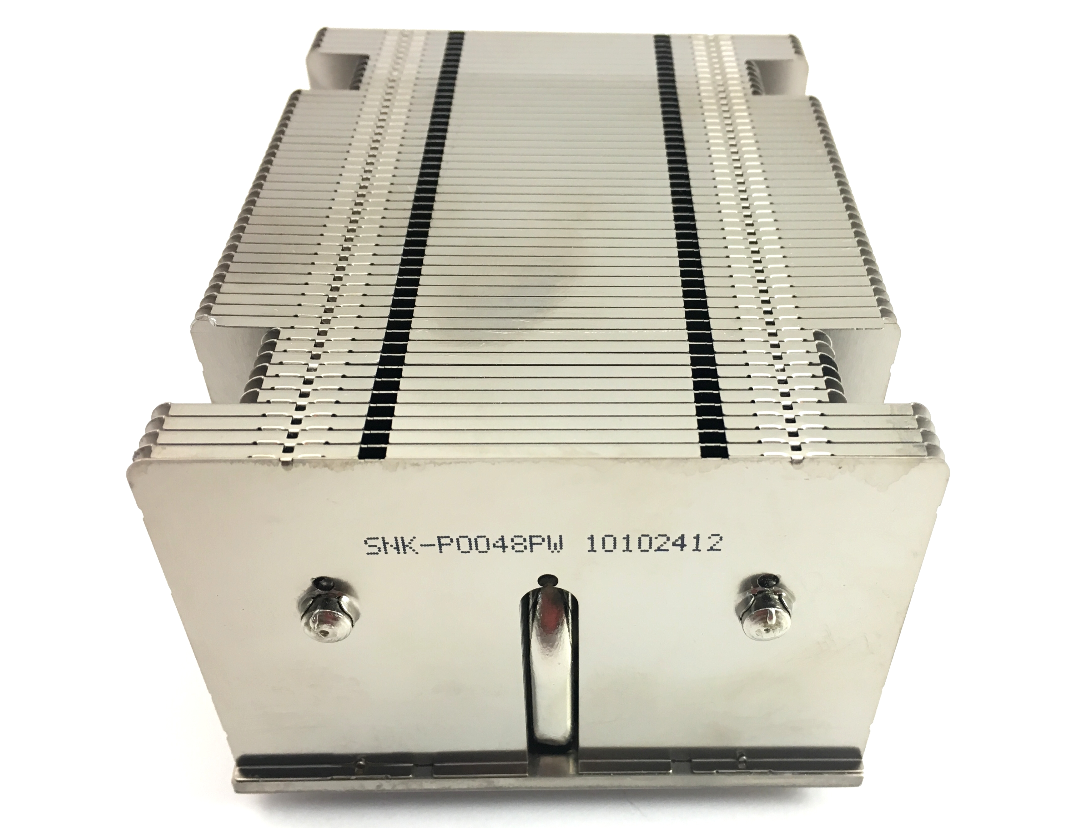 Supermicro 2U Passive CPU Heat Sinks For X9 Up/Dp/Mp Systems (SNK-P0048PW)