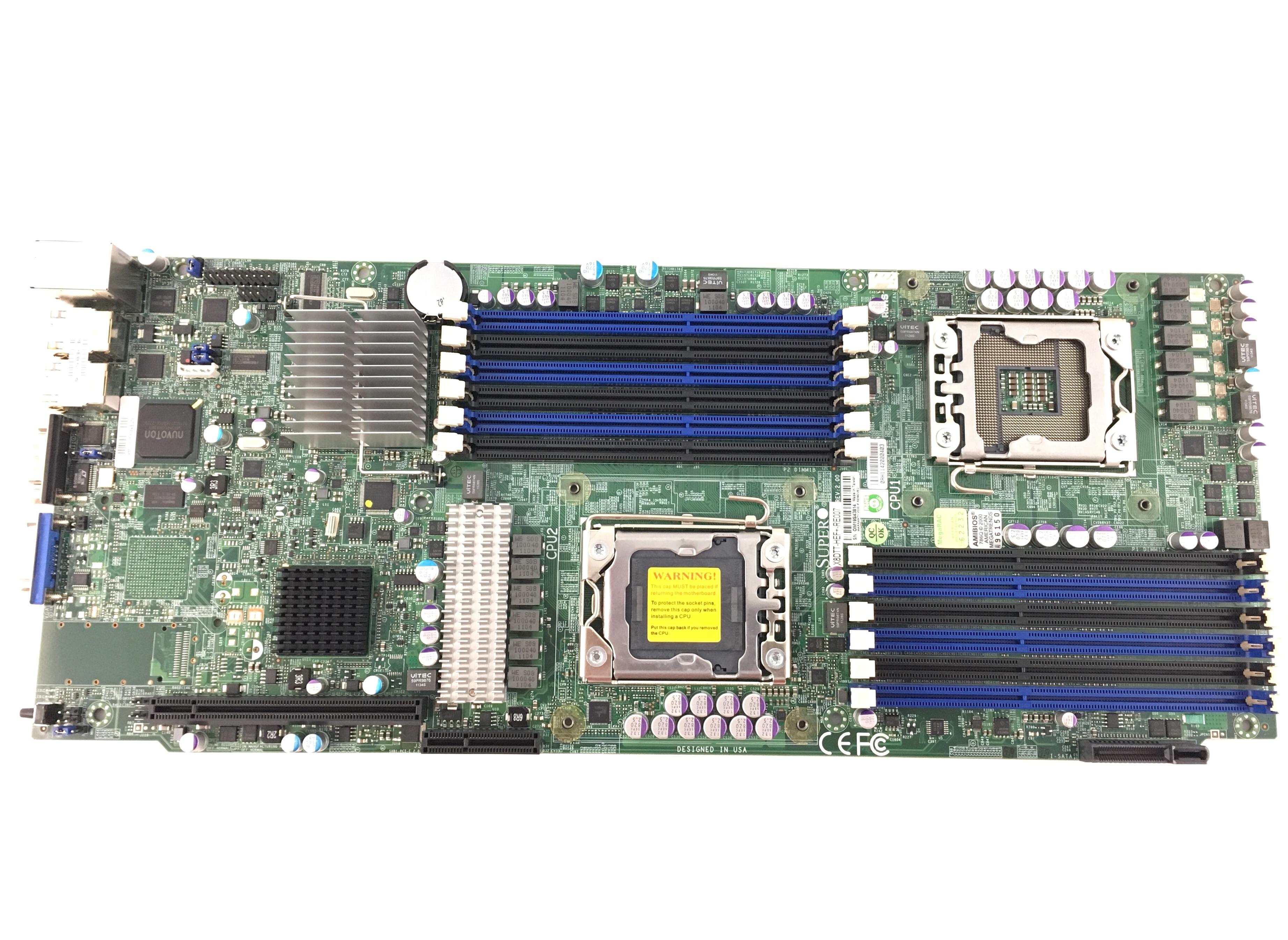 Supermicro Xeon Systemboard (X8DTT-HEF)