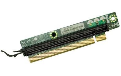 Supermicro 1U Riser Card (RSC-R1U-E16R)