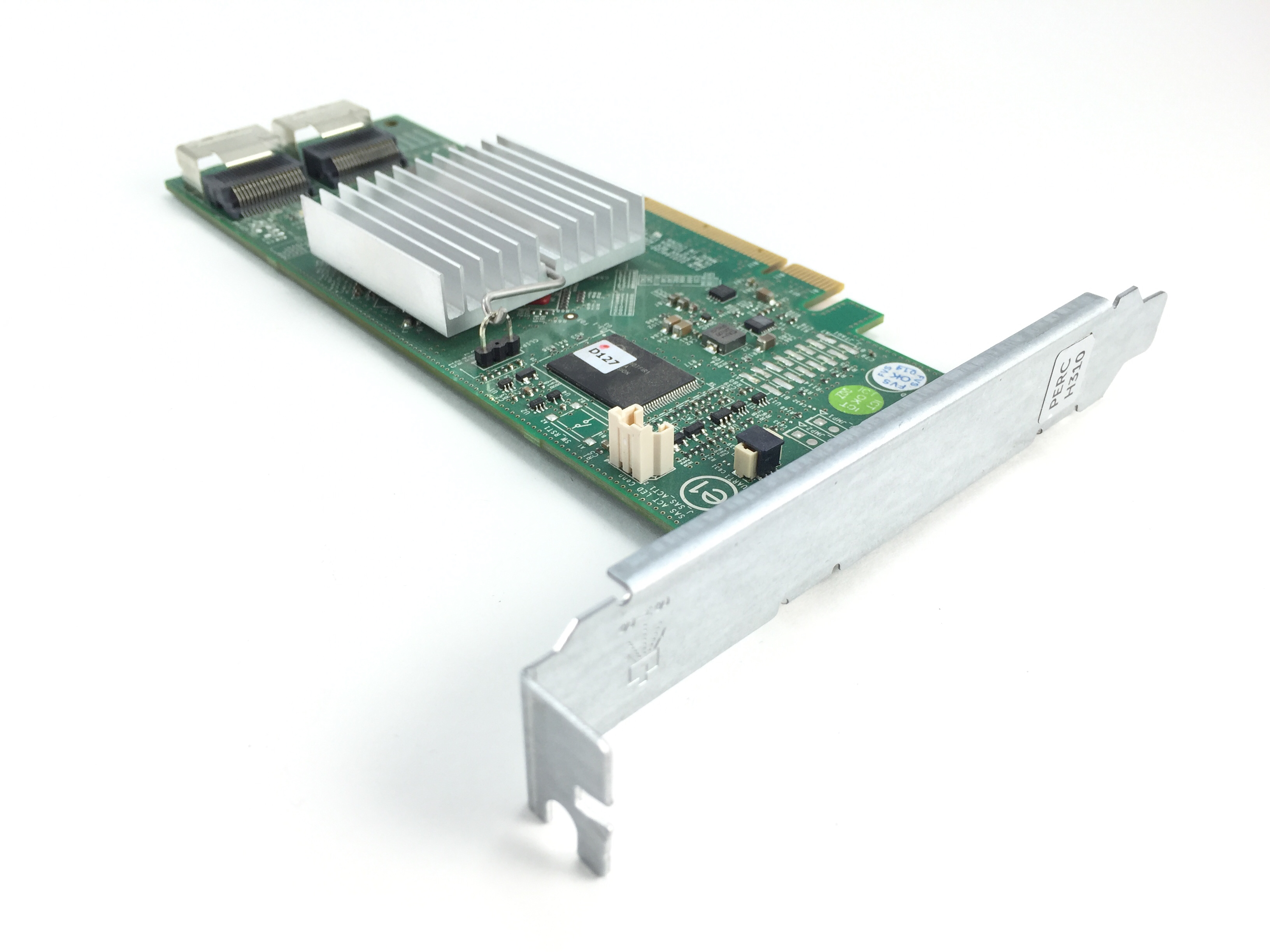DELL POWEREDGE H310 8 PORT 6GBPS SAS/SATA RAID CONTROLLER PCI-E (03P0R3)