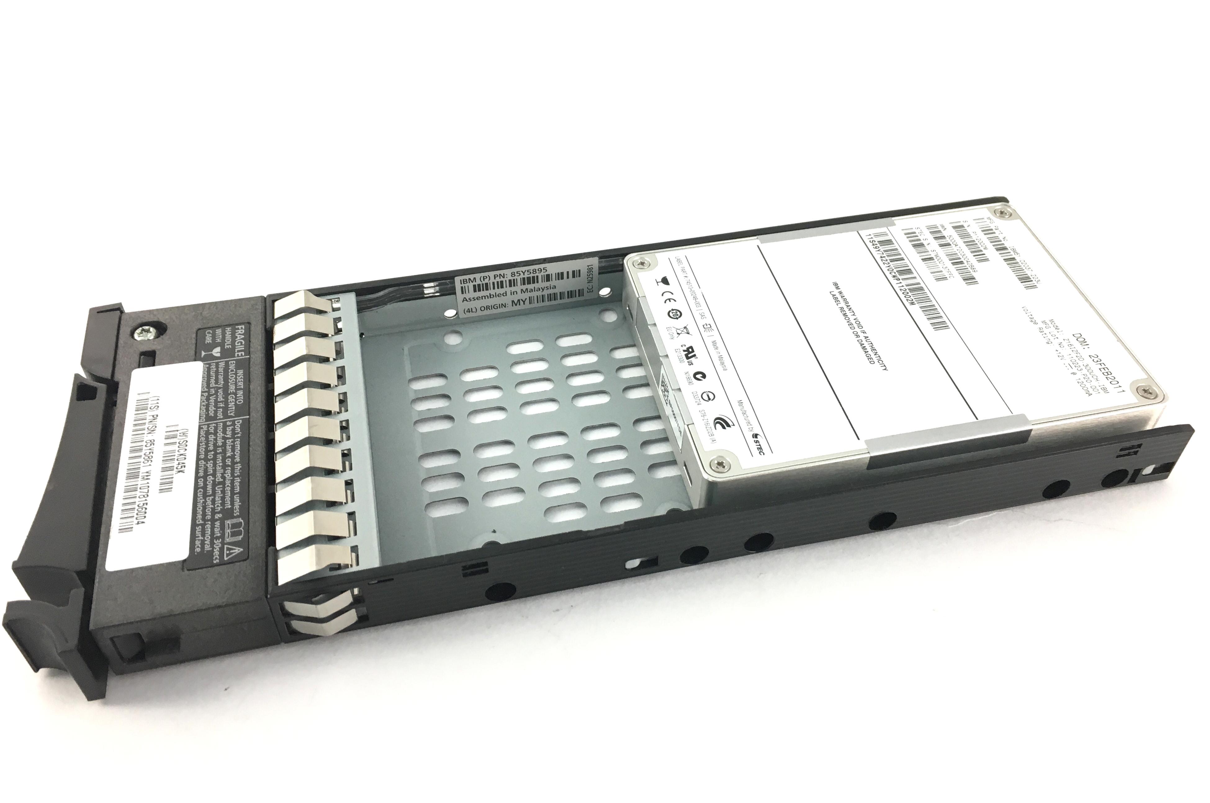 IBM V7000 300GB SAS 2.5'' Solid State Drive (85Y5861)