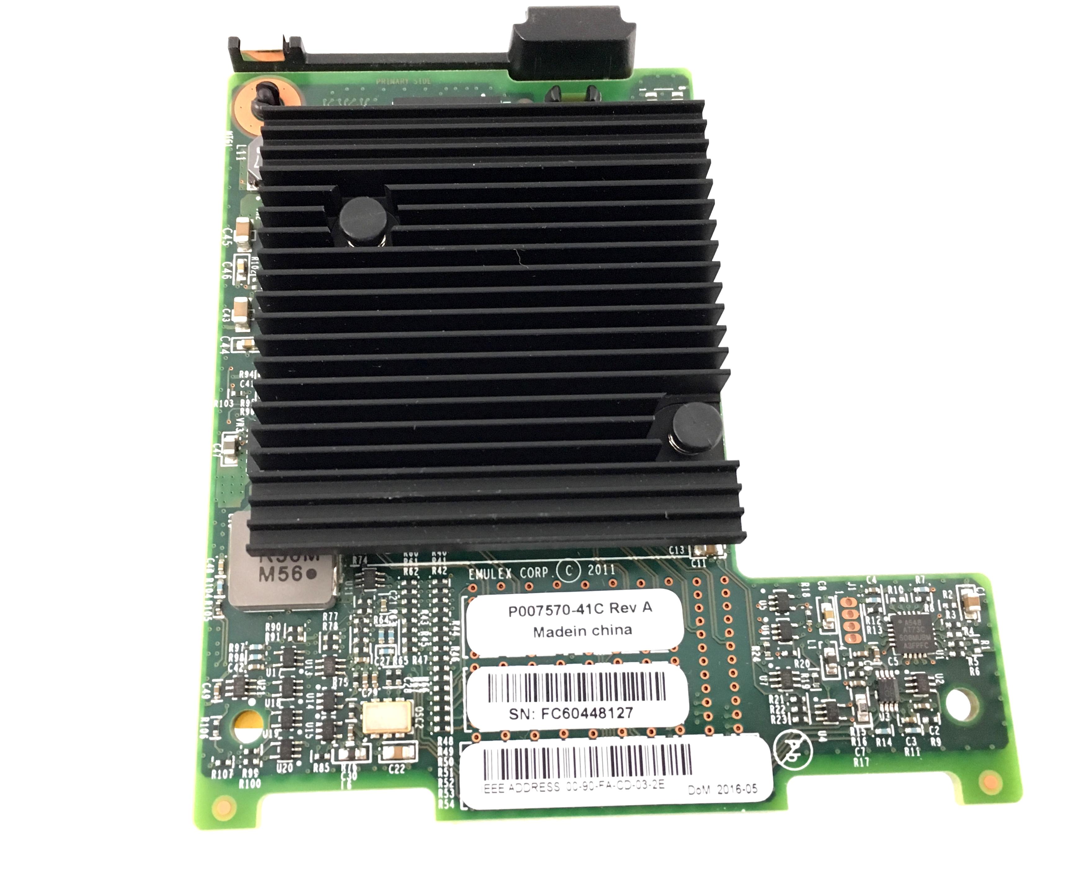 Dell Emulex P007570-41C Mezzanine Card (73TM8)