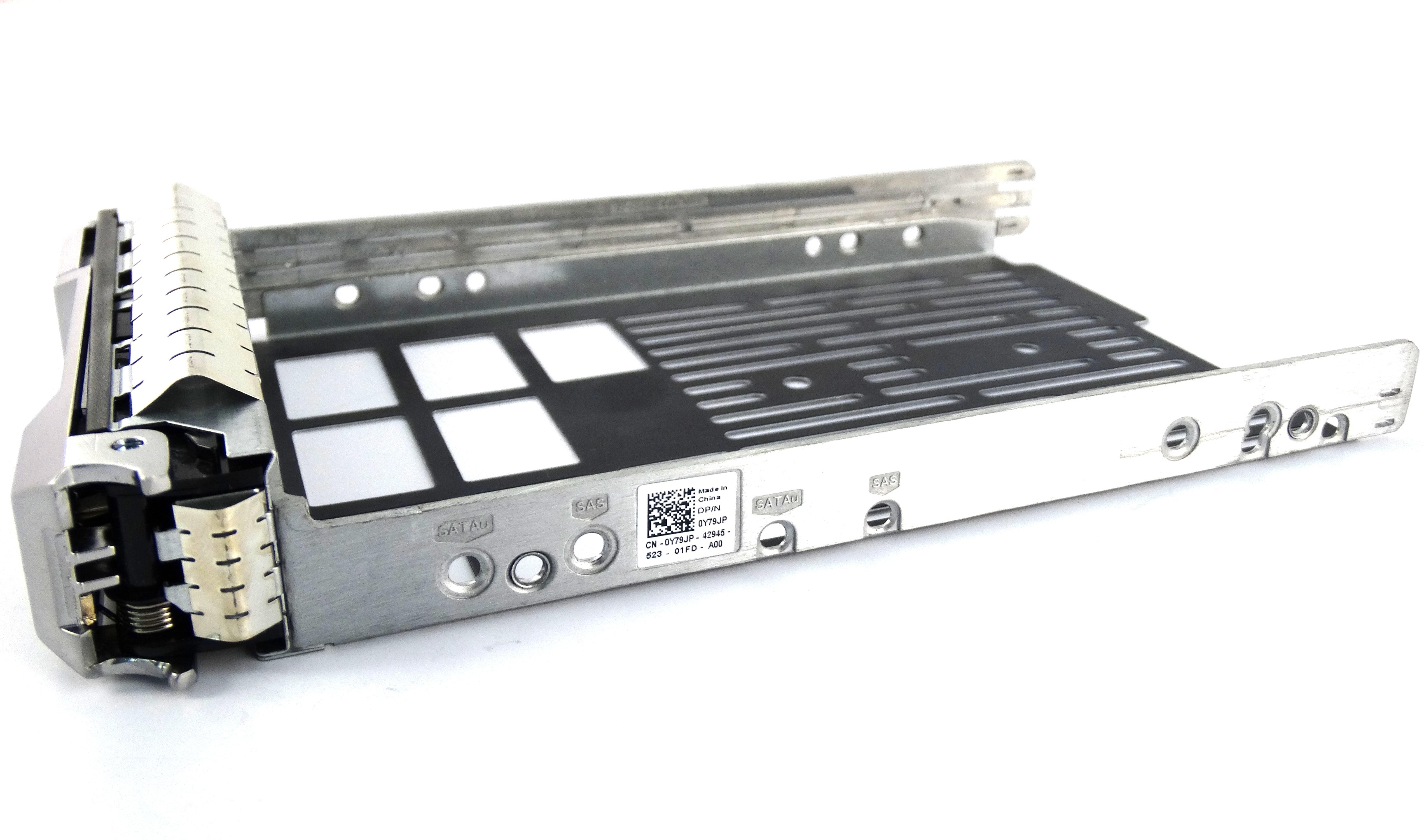 Dell Equallogic 3.5'' SAS SATA  Hard Drive Tray (Y79JP)