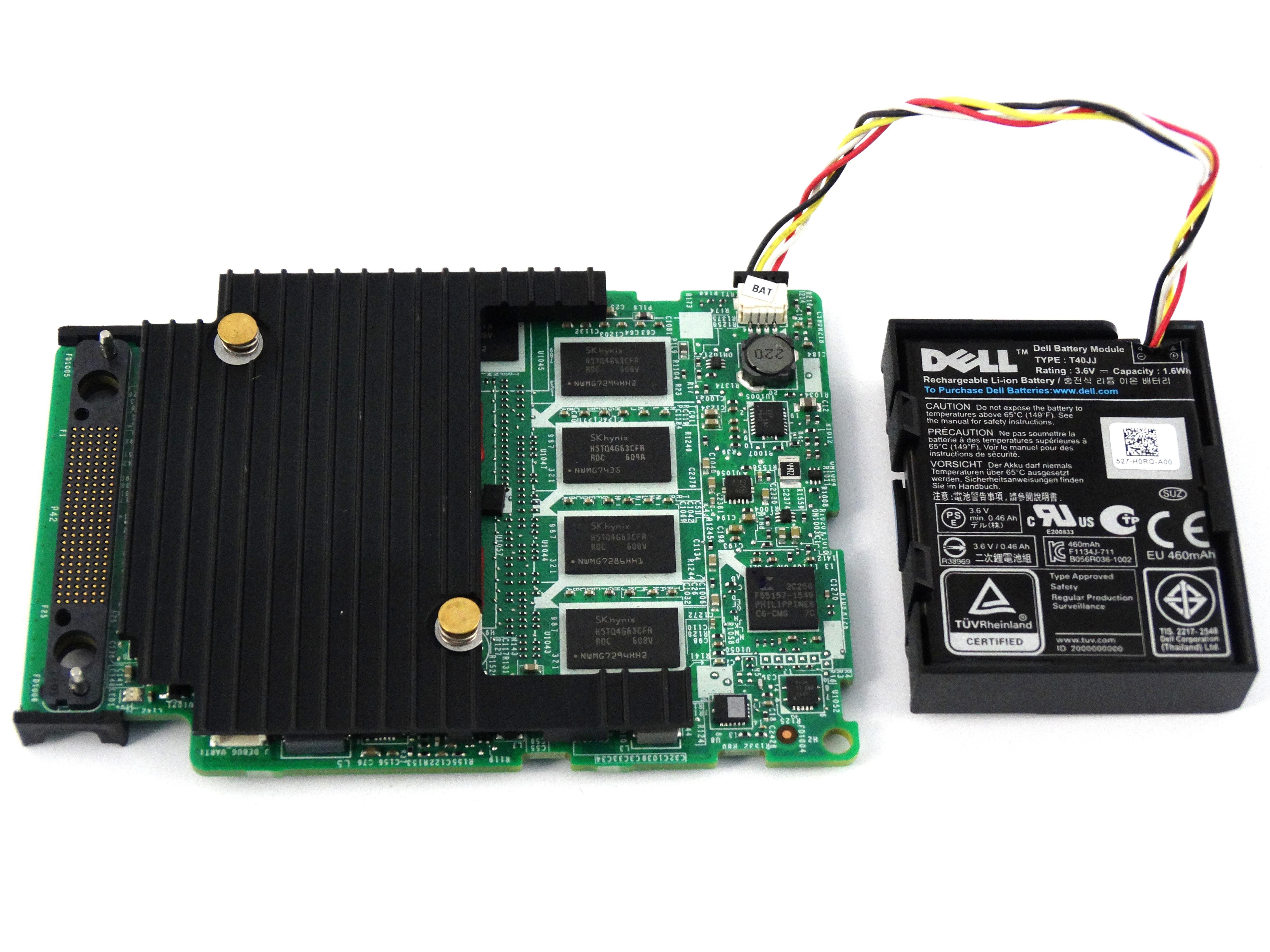 Dell PERC H730P Mini Blade SAS RAID Controller (D3DC9)