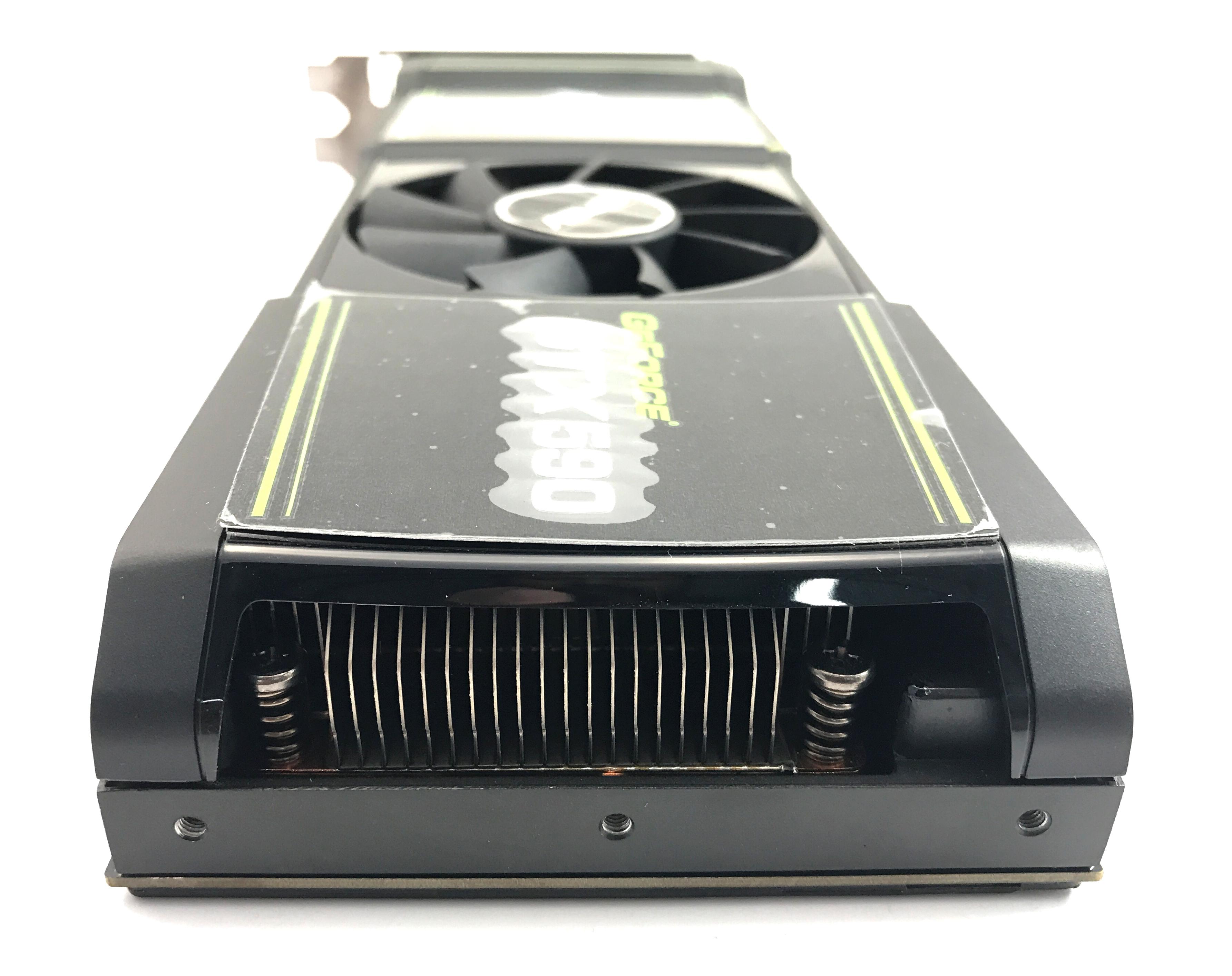 Asus GTX 590 Dual Gpu 3Gb GDDR5 Memory Graphics Card (ENGTX590)