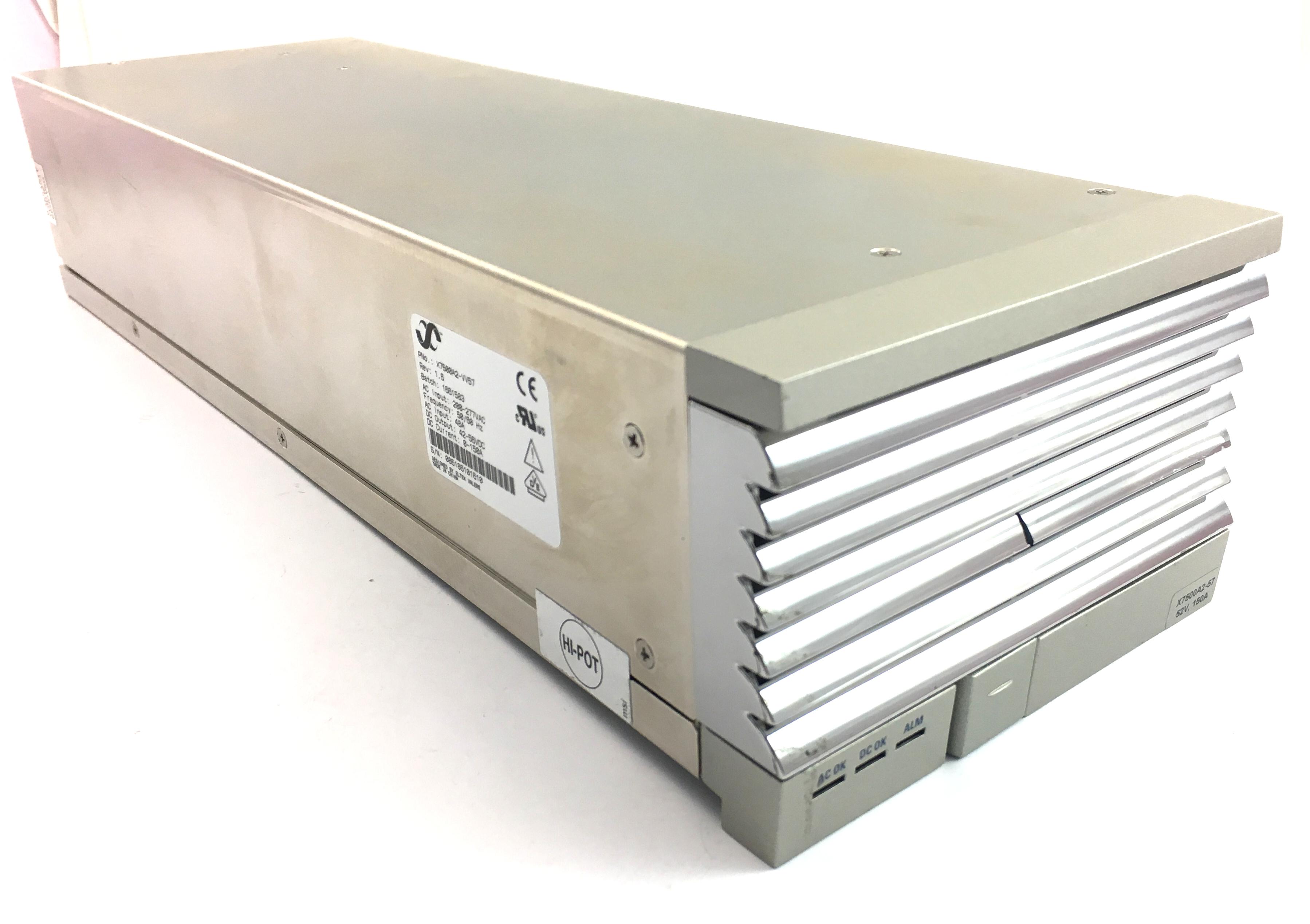 Eltek Valere 52V/150A Rectifier Module (X7500A2-VV57)