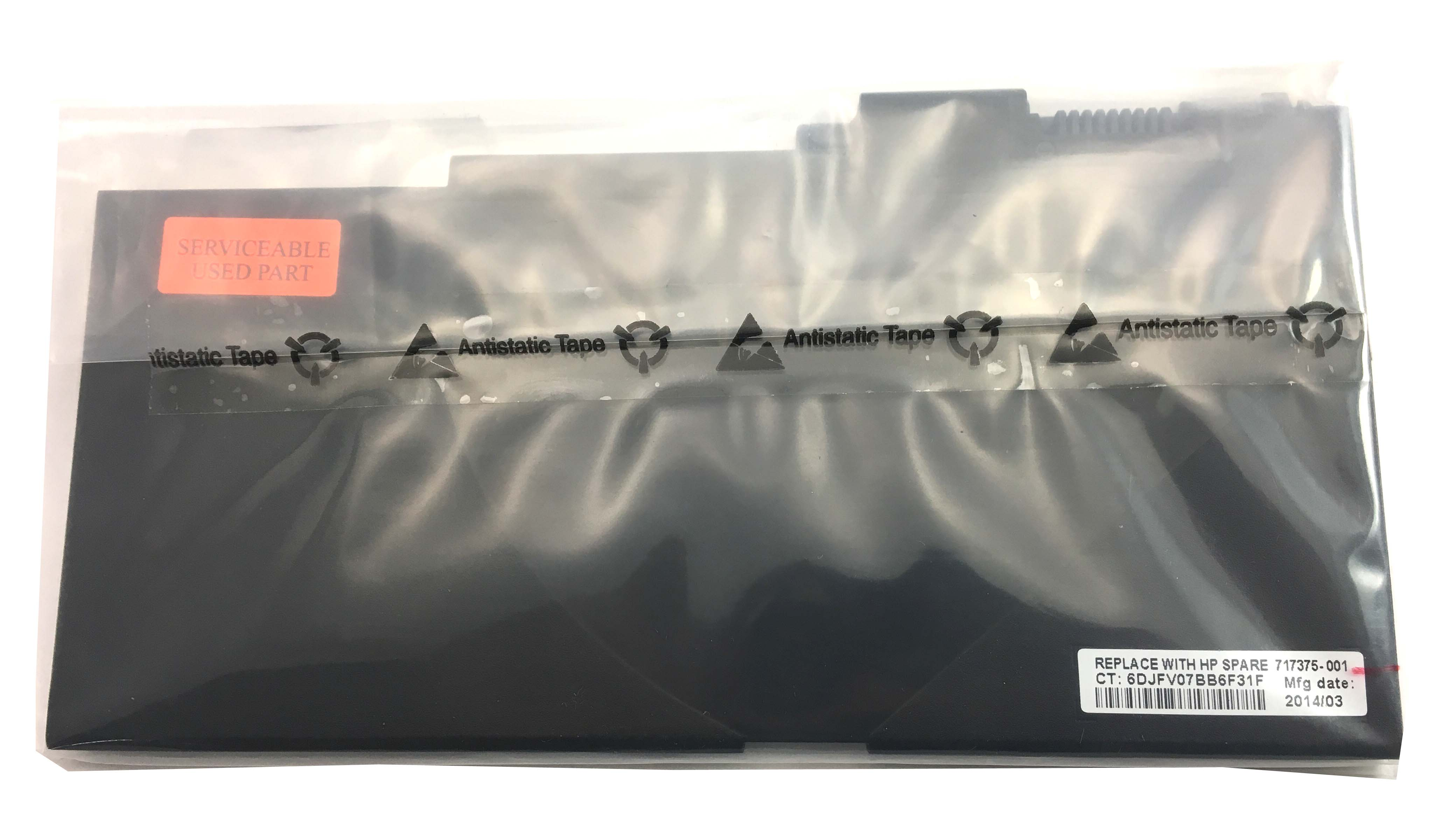 HP Elitebook 24Wh 6Cell Li-Ion Laptop Battery (717375-001)