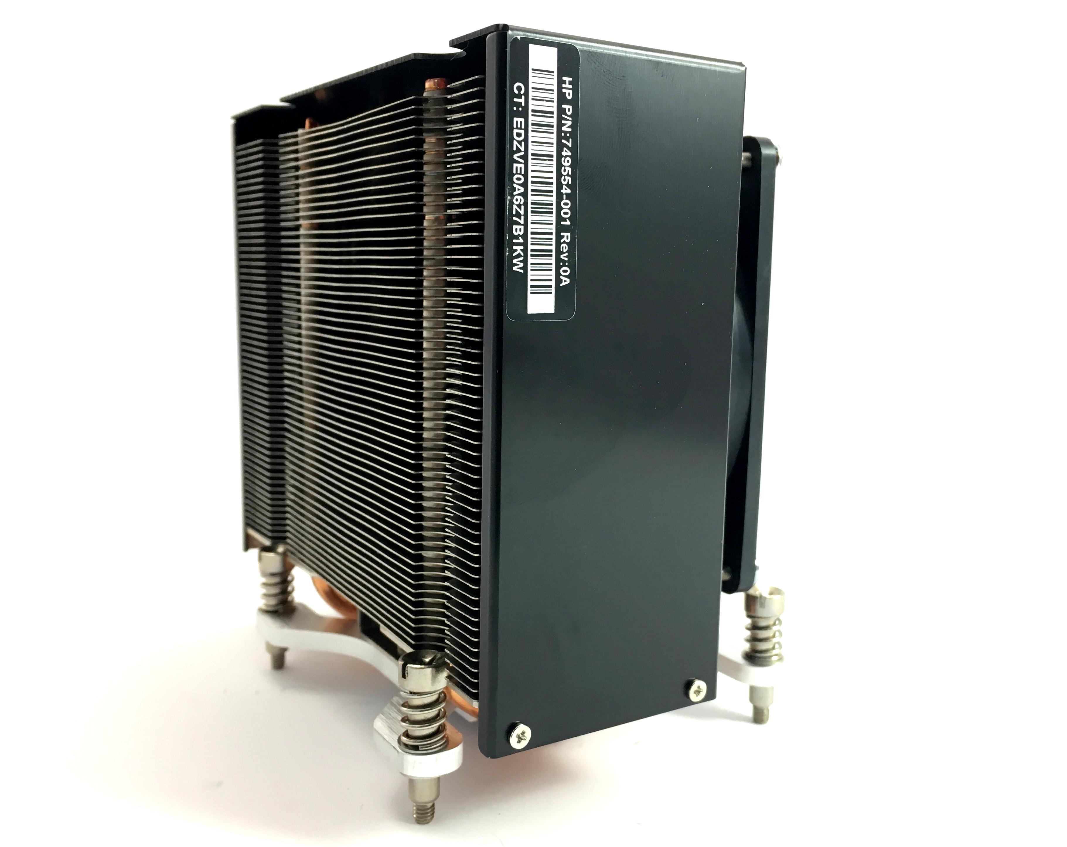 Heatsink And Fan Assembly For HP Z440 / Z640 (749554-001)