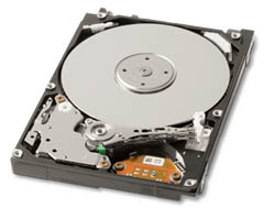 Toshiba 200GB SATA 2.5''Hard Drive (MK2046GSX)