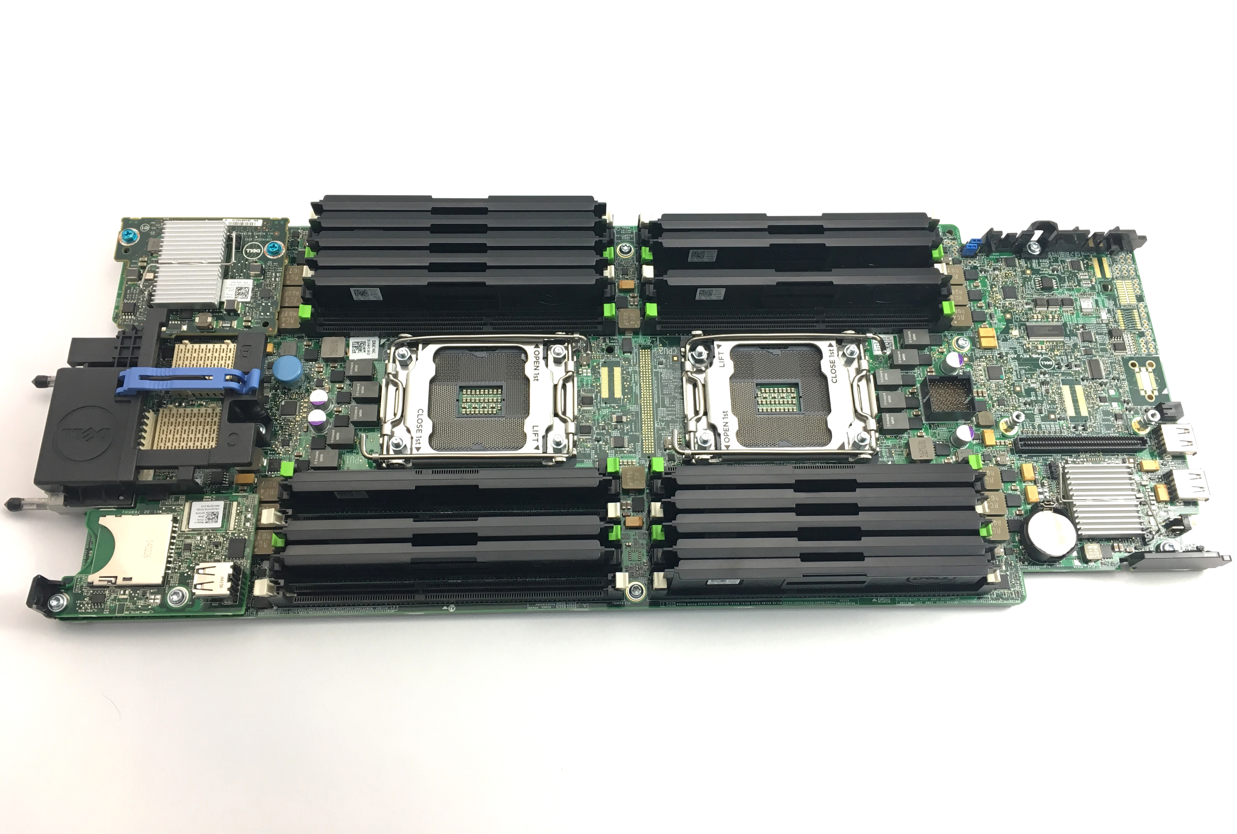 Dell Motherboard For PowerEdge M620 Blade Server (T36VK)